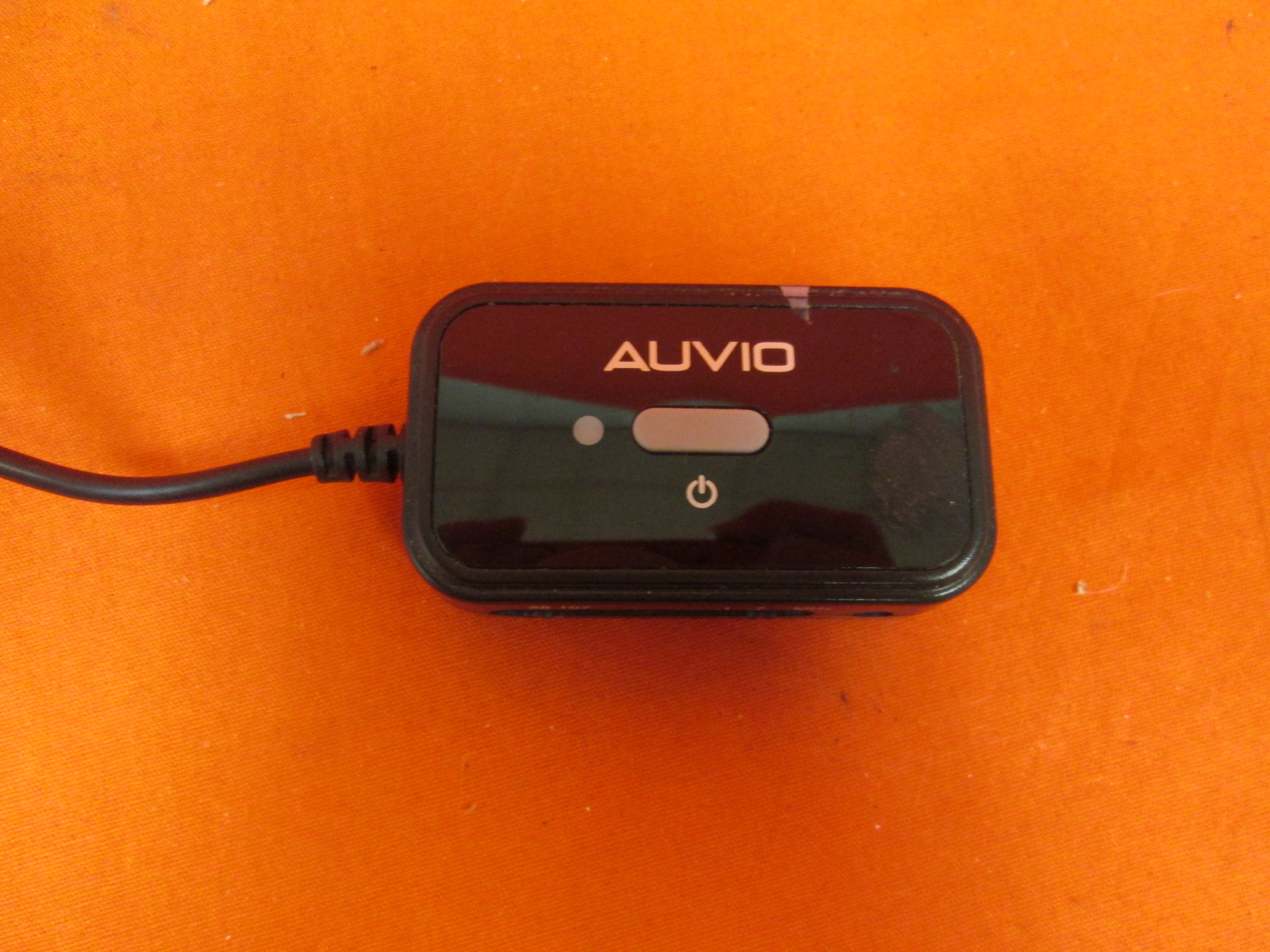 Auvio Wireless FM Transmitter Missing Car Power Adapter