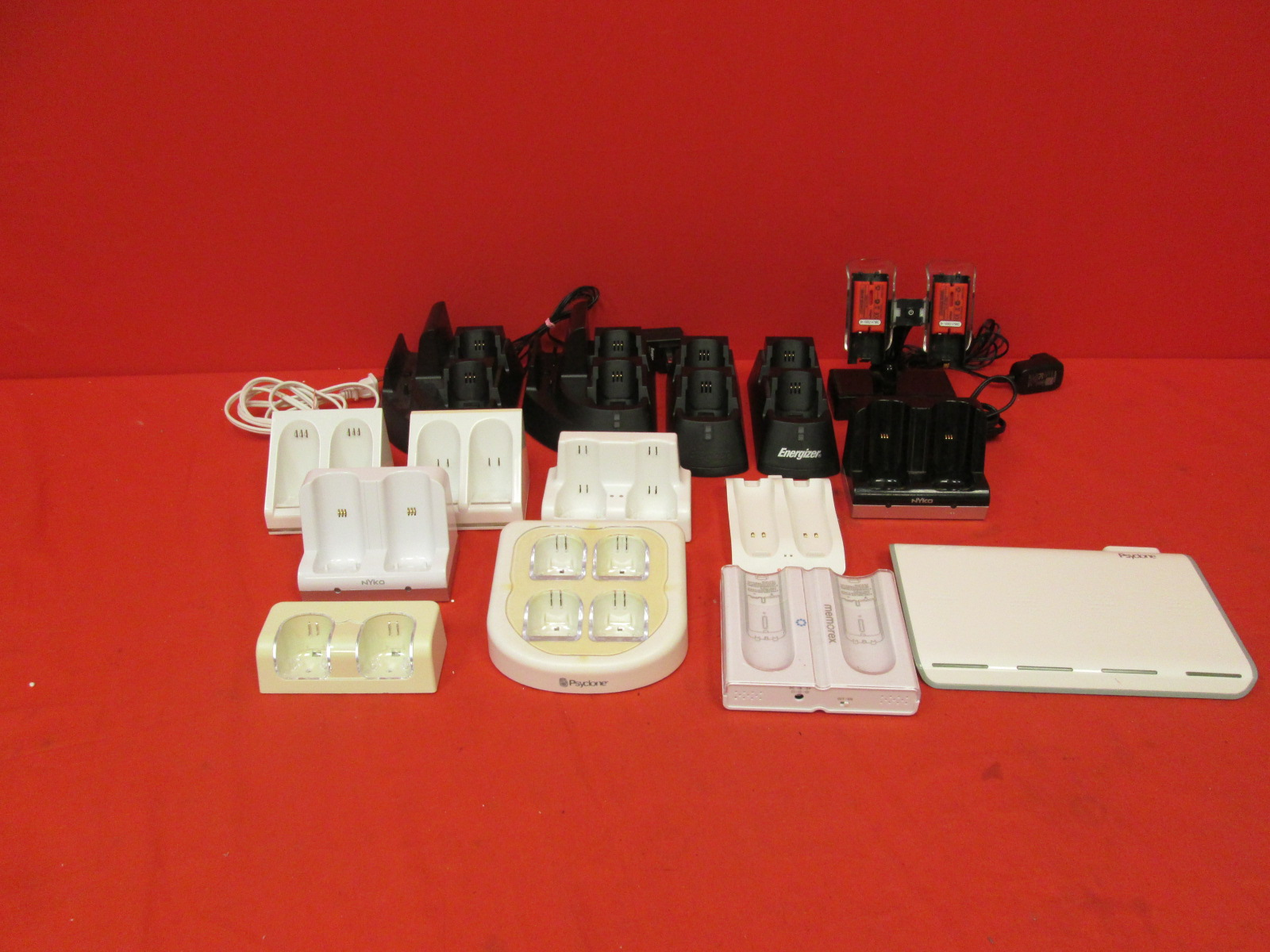 Broken Lot Of 15 Charger Ports For Wii