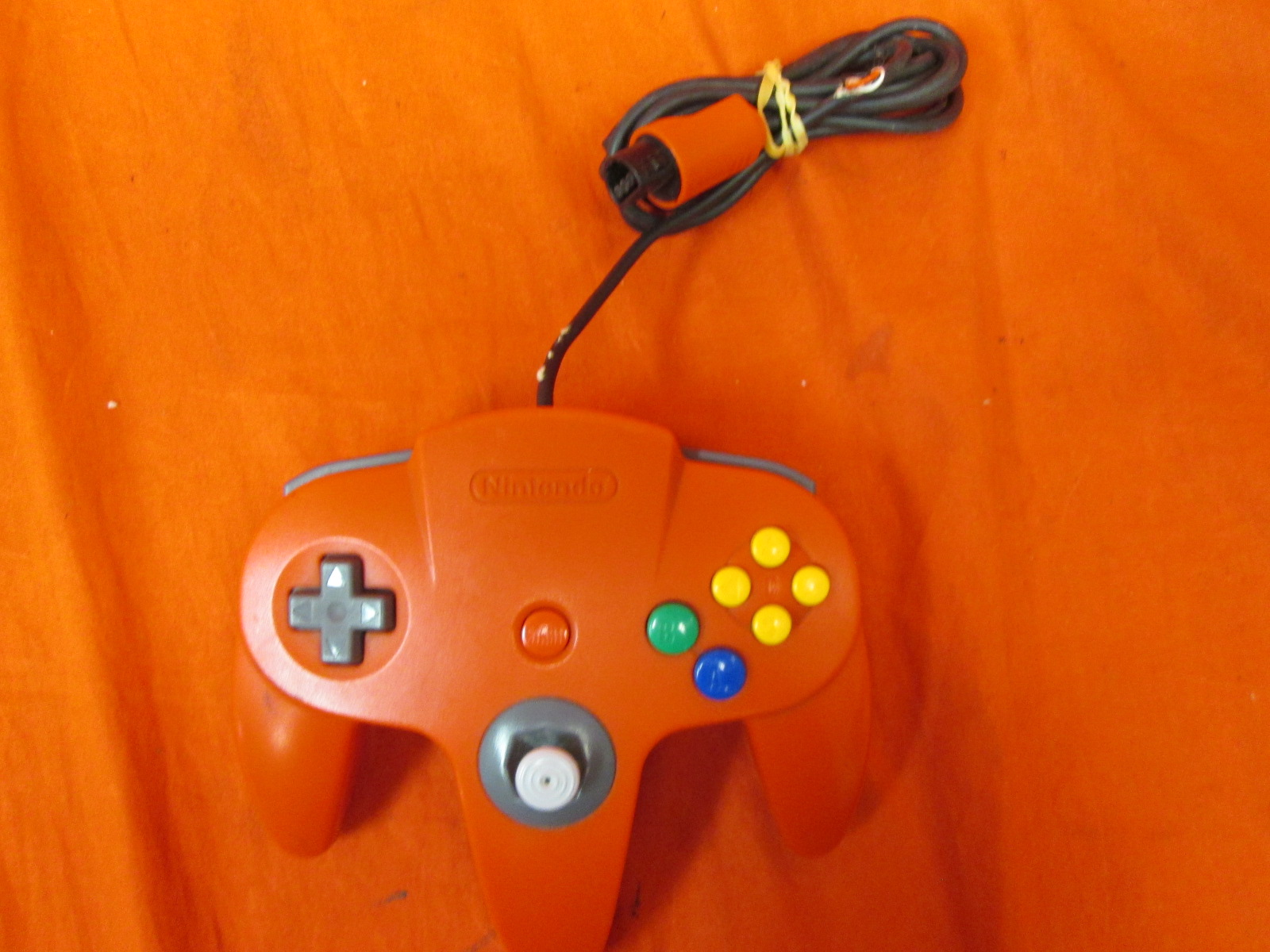 Nintendo 64 Controller Red For N64