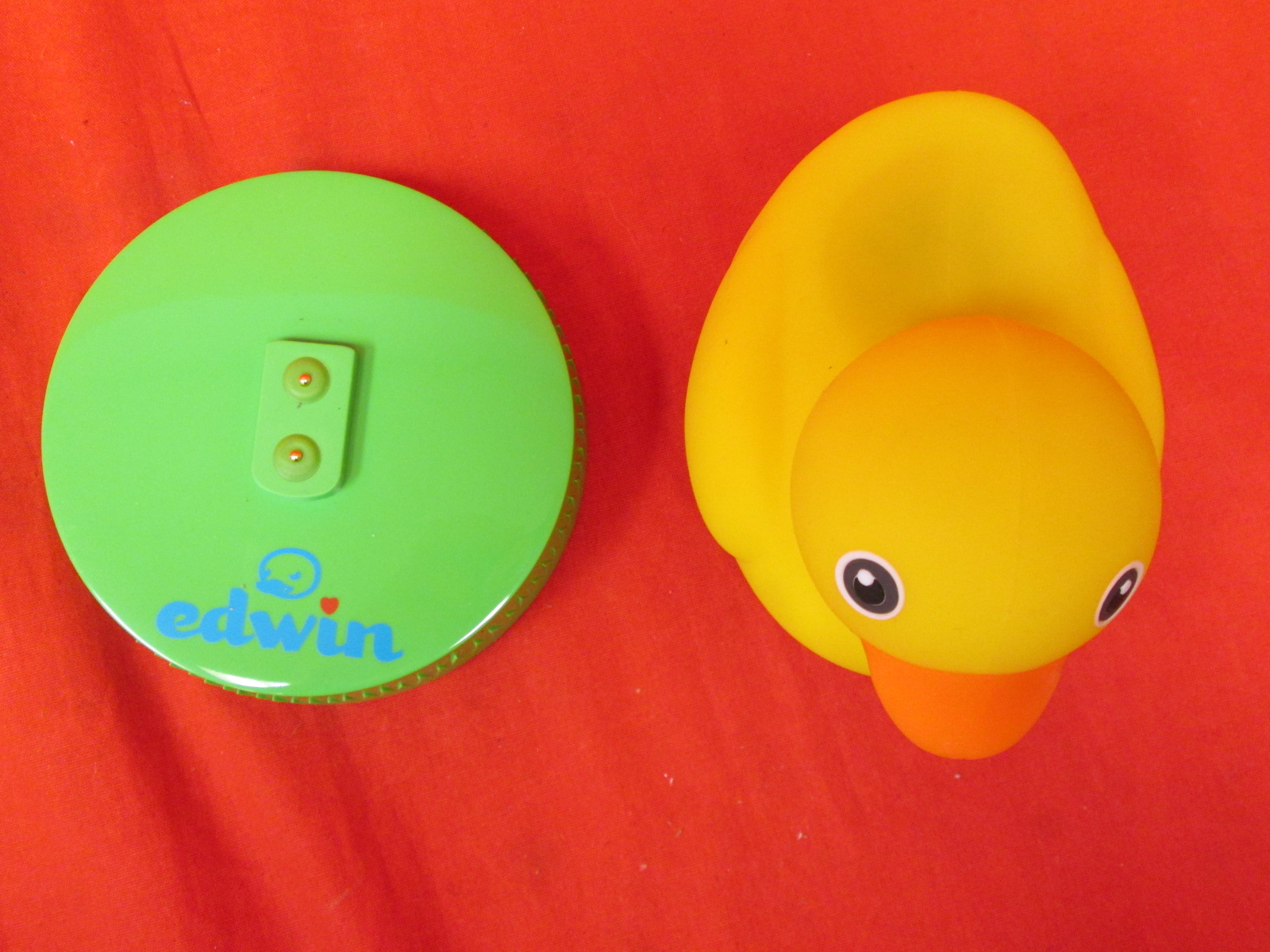 Pi Lab Edwin The Duck Yellow Toy