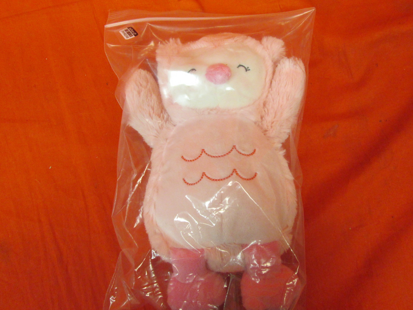 Just One You Made By Carter's Baby's Waggy Owl Pink
