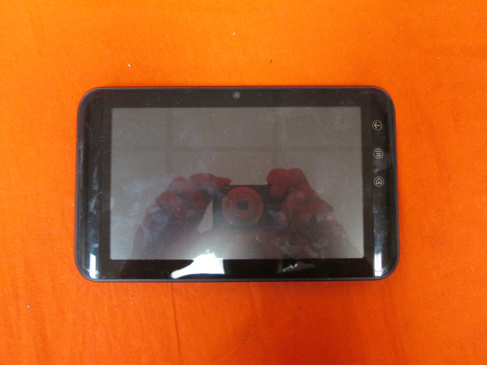 Broken Dell Tablet Android Untested Incomplete