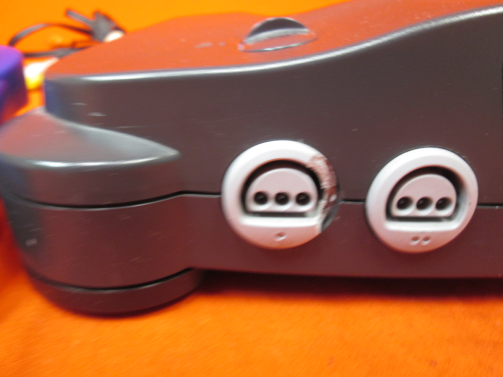 Image 1 of Nintendo N64 Gaming Console