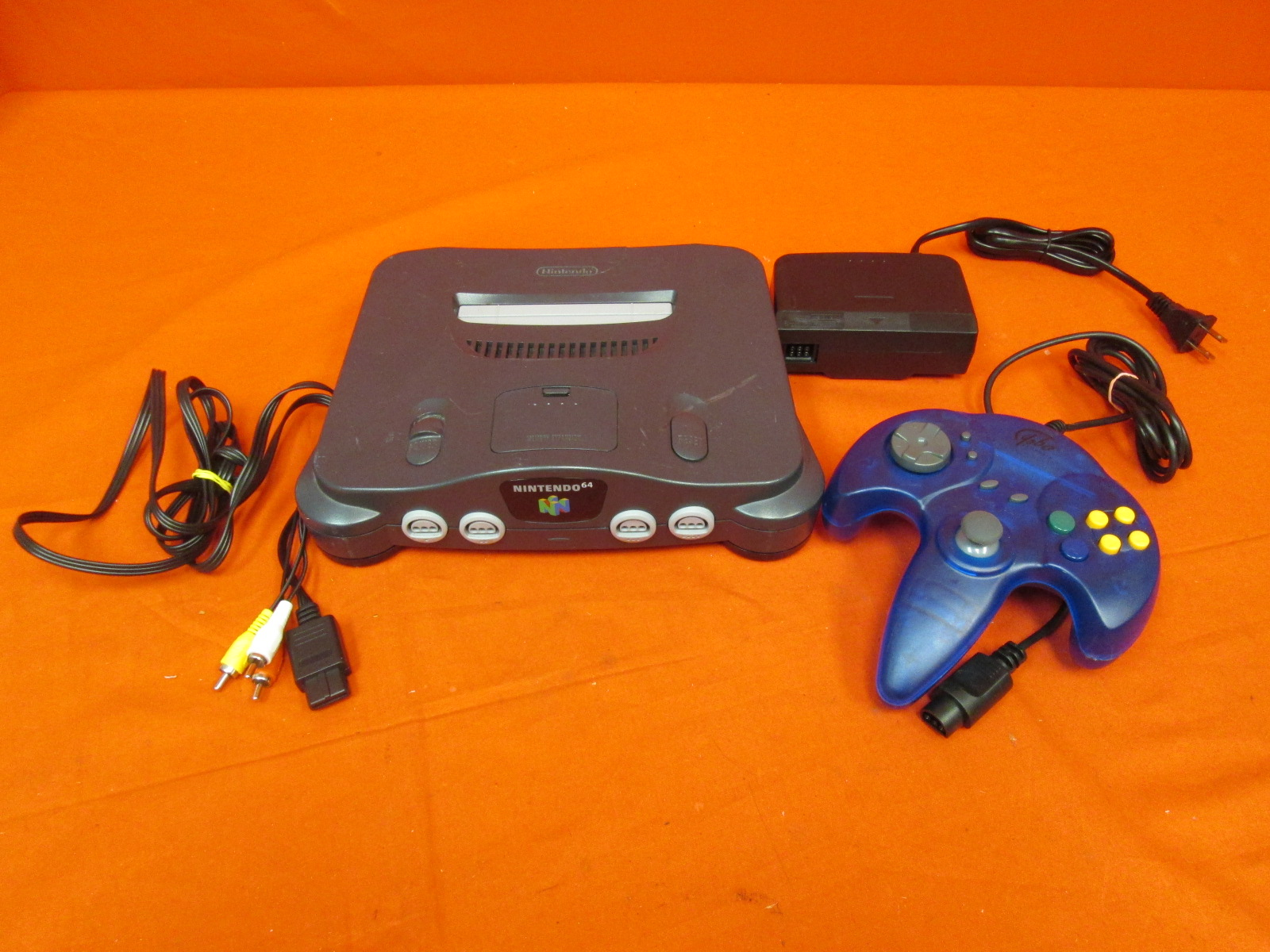Nintendo N64 Gaming Console