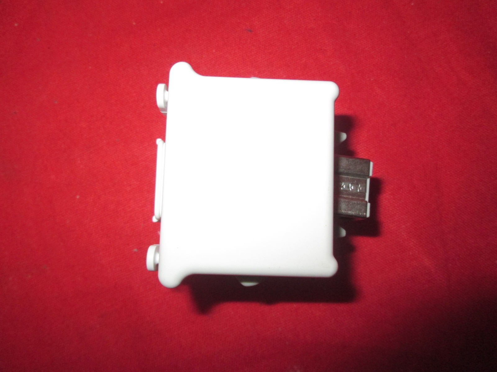 Broken Dtol Motion Plus Adapter White For Wii
