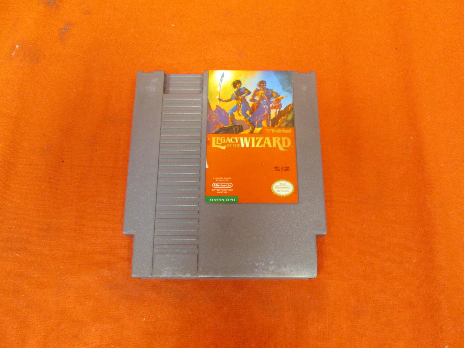 Legacy Of The Wizard Nintendo NES For Nintendo NES