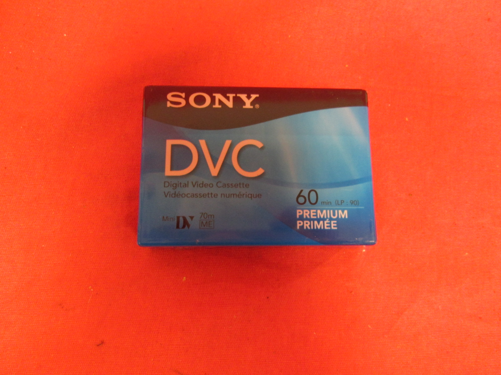 Sony 60 Minute DVC Premium Chipless Single