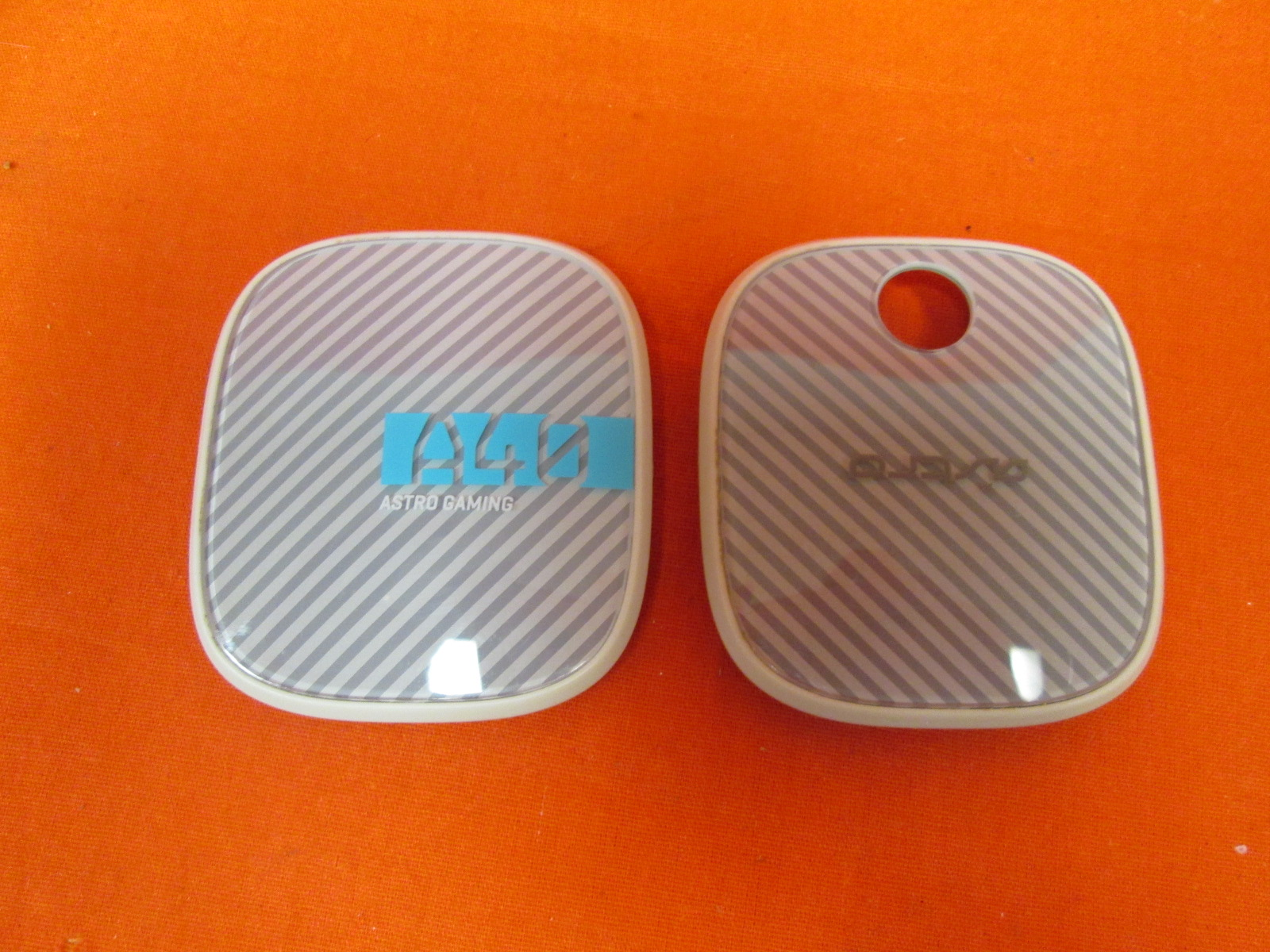2 Astro A40 Headset Speaker Tags With Magnetic Clip