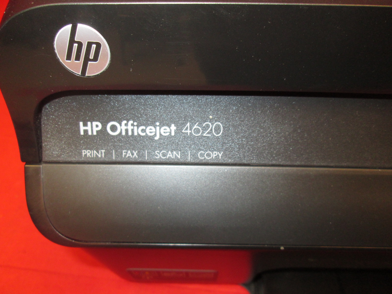 hp officejet 4650 not printing pdf in color