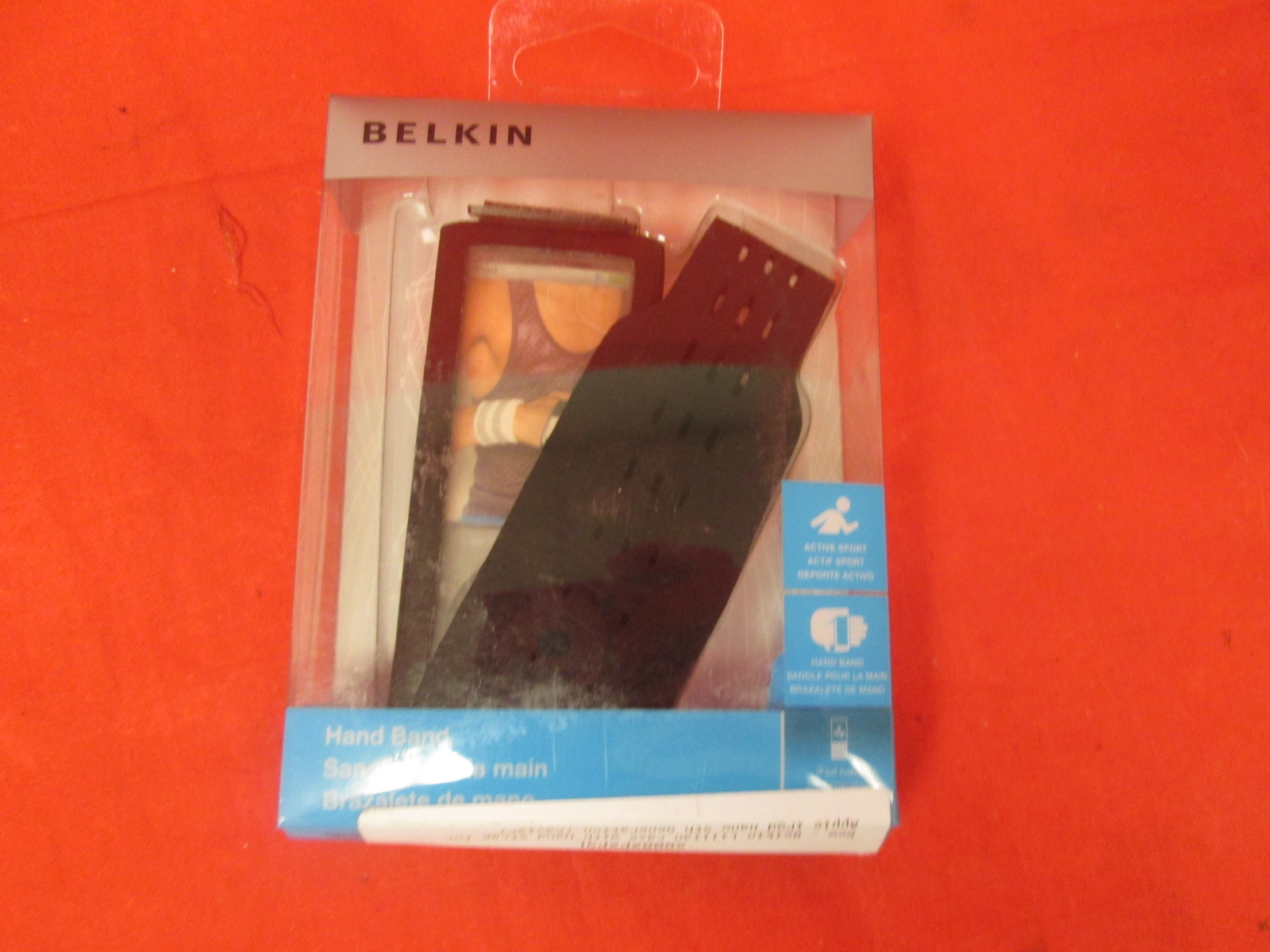 Belkin Lillian Case With Hand Strap For Apple iPod Nano 5th Generation