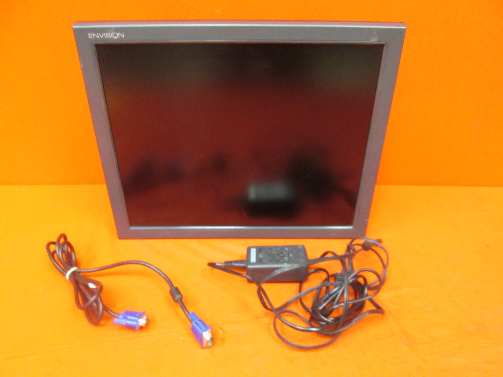 17-inch Envision H1781 TFT LCD Flat Panel Monitor Black