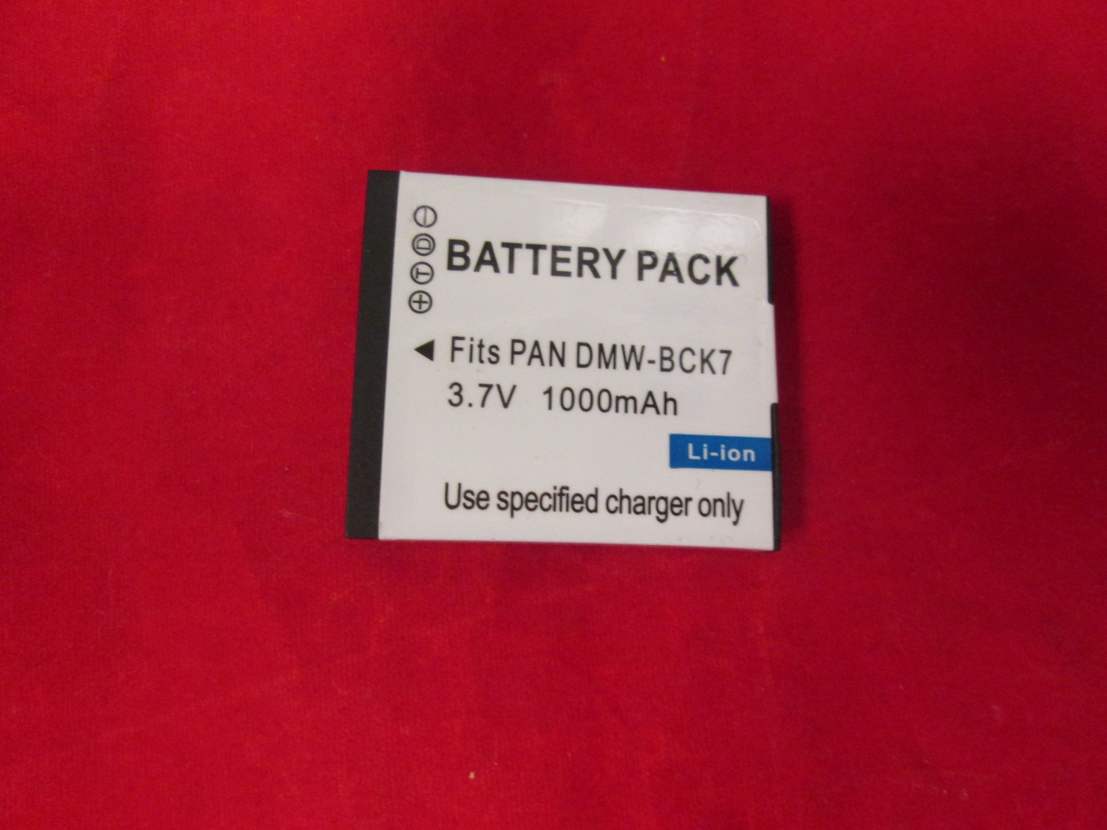Battery For Panasonic DMW-BCM13 DMW-BCM13E DMW-BCM13PP Li-Ion