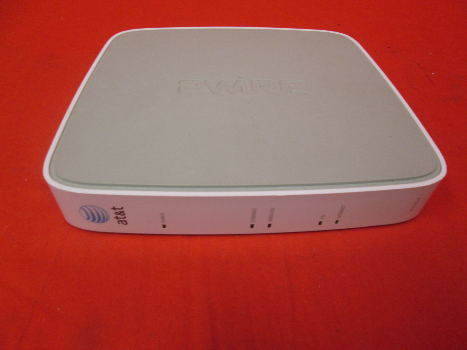 2WIRE Gateway Ethernet Router Model# 2701HG-B Incomplete