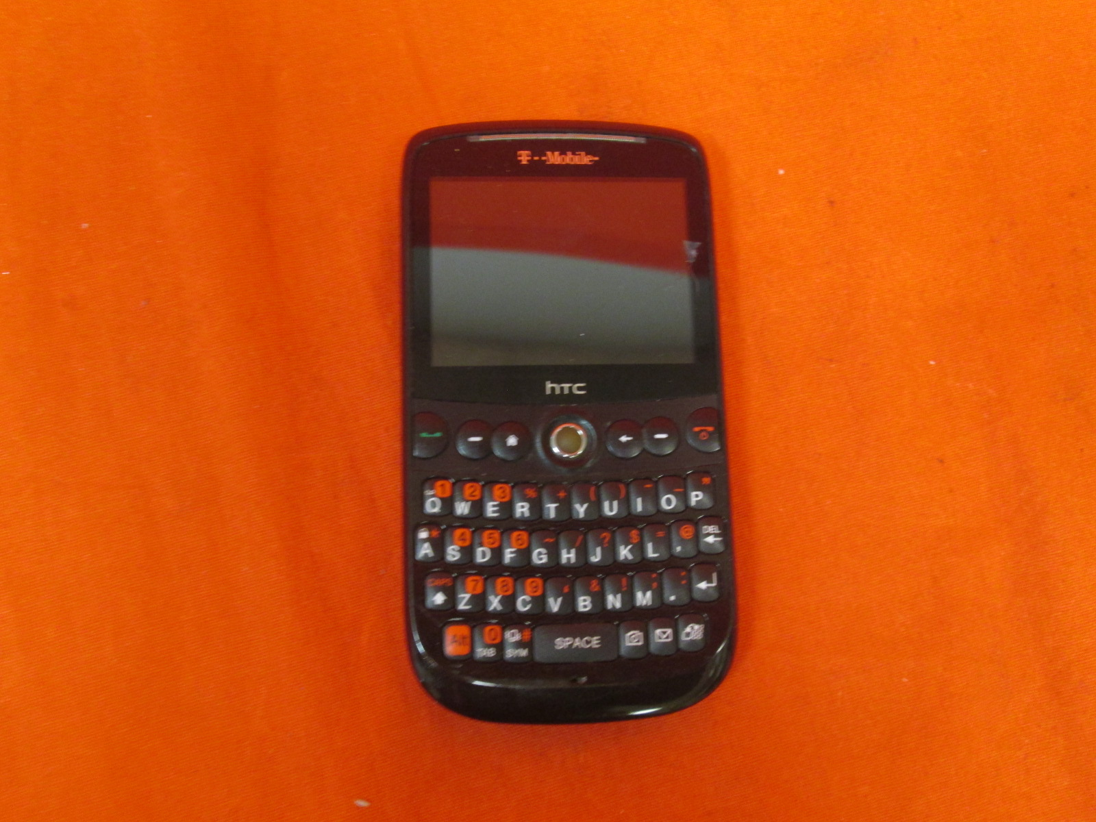HTC Snap MAPL100 Cell Phone Black