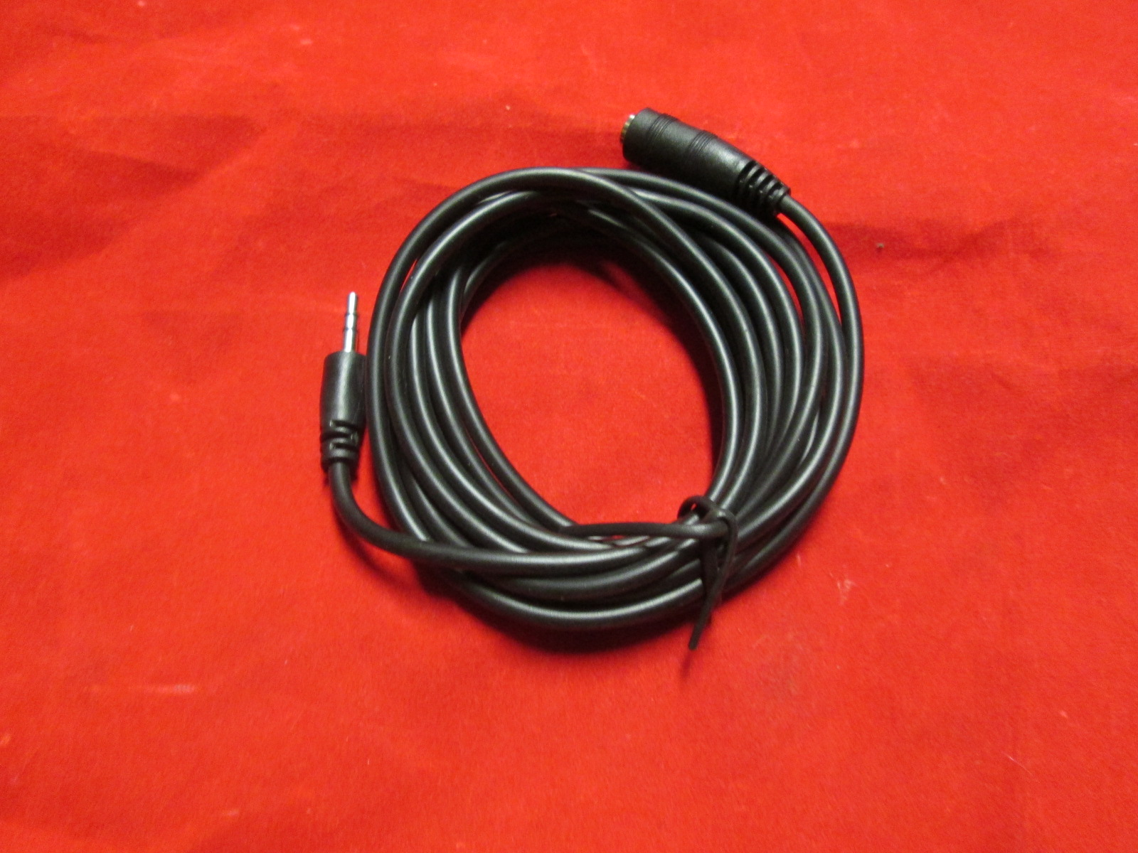 2.5MM Male To 2.5MM Female Extension Cable Stereo 6FT Audio