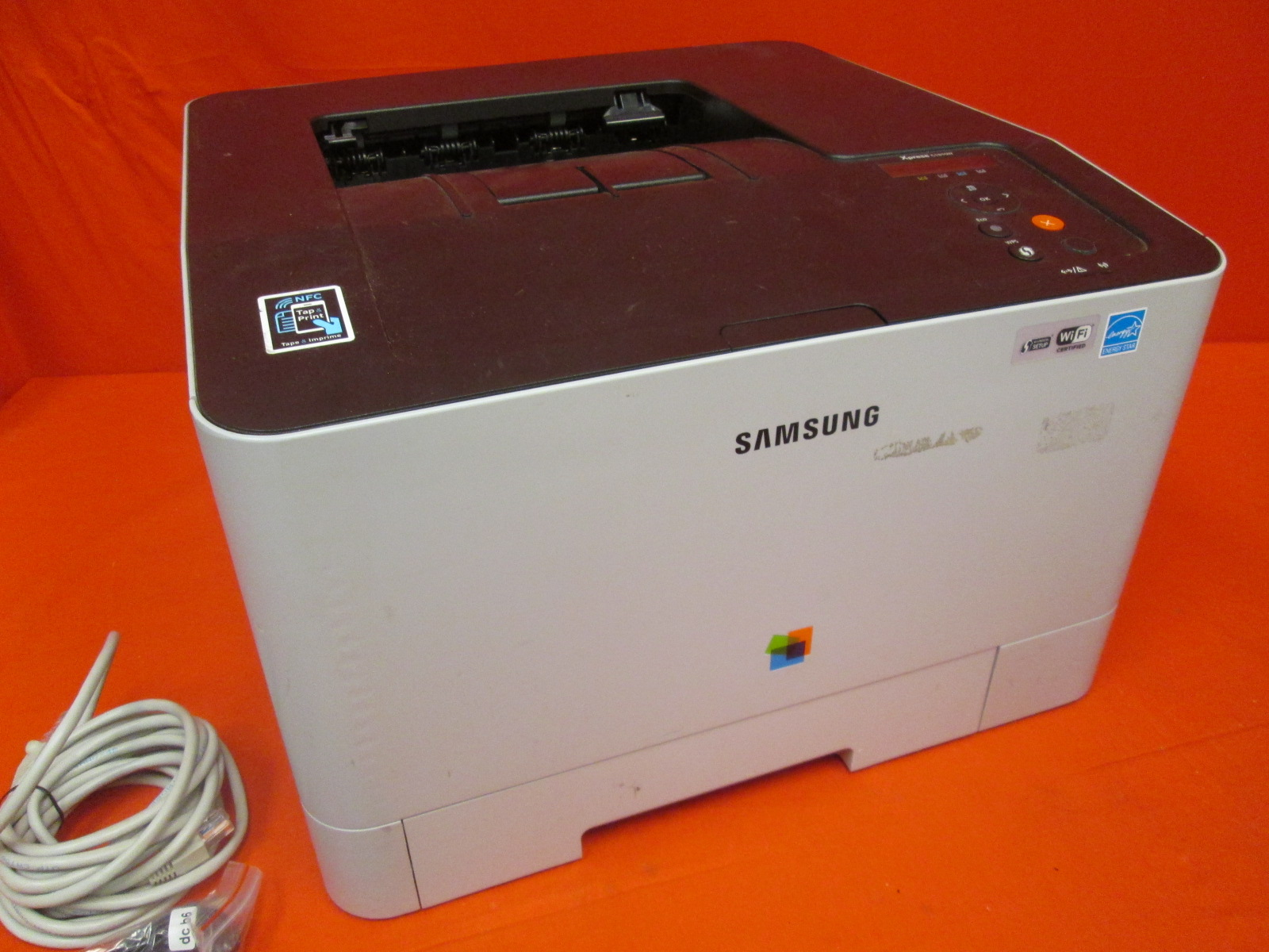Samsung SL-C1810W/XAA Wireless Color Printer