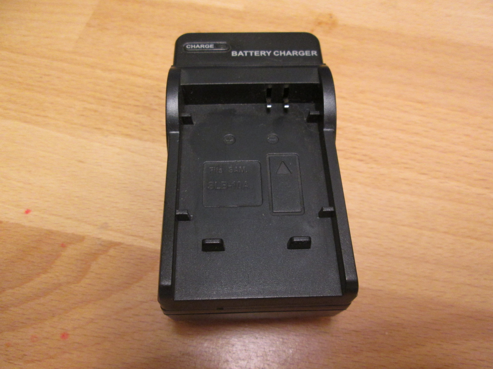Replacement Charger Kit For Samsung SLB-10A Camera
