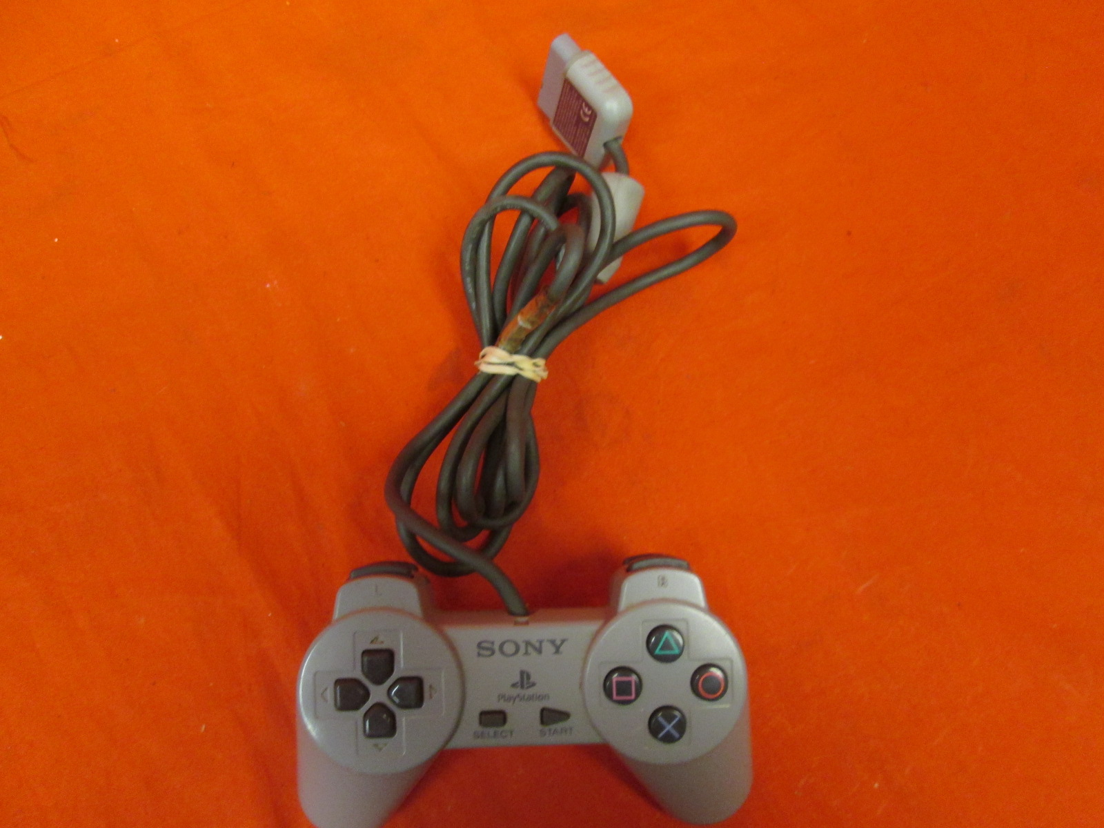Sony PlayStation Controller Gray Non-Dualshock For PlayStation 1