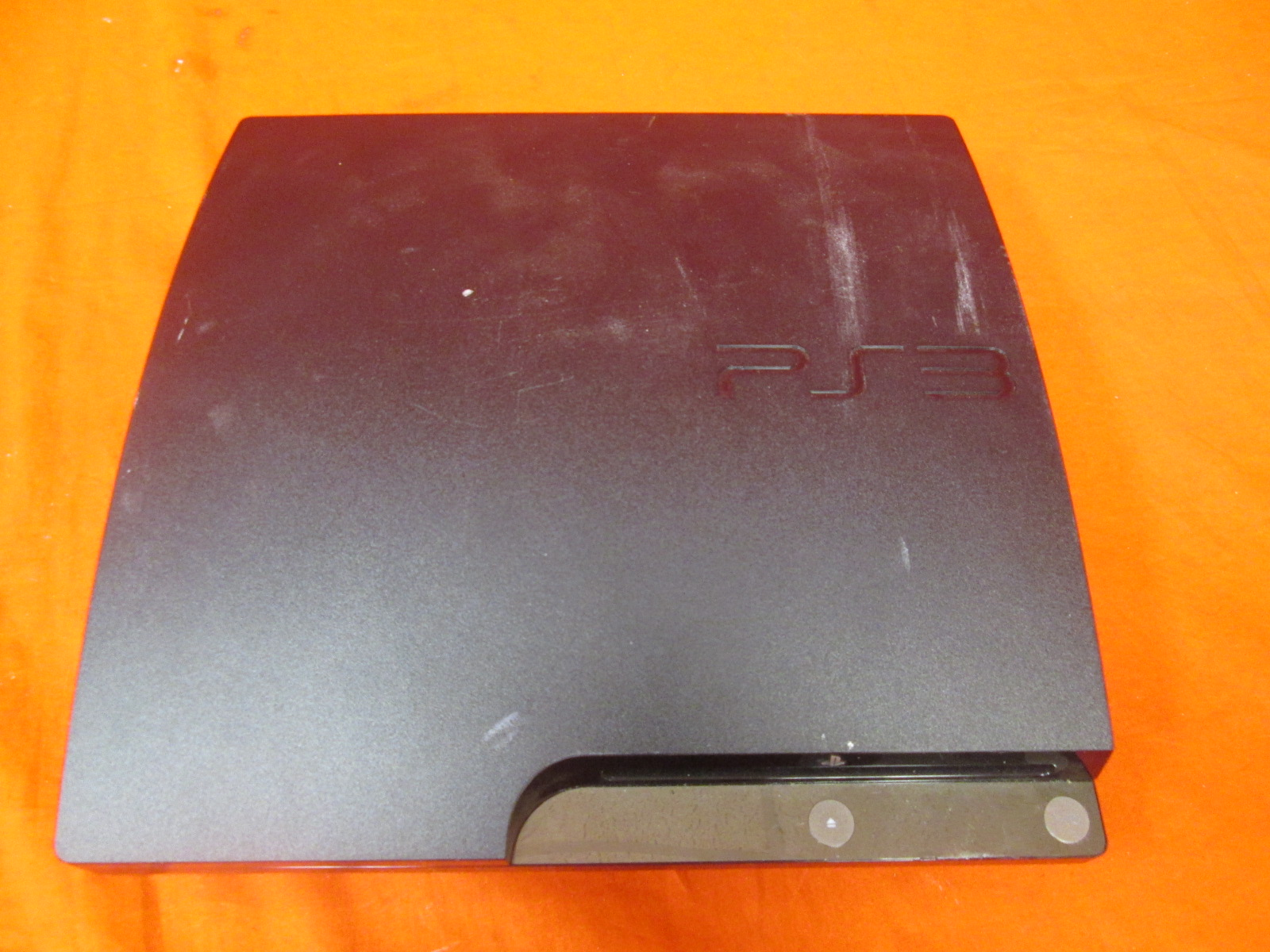 Broken Sony PlayStation 3 Slim Console Only As Is