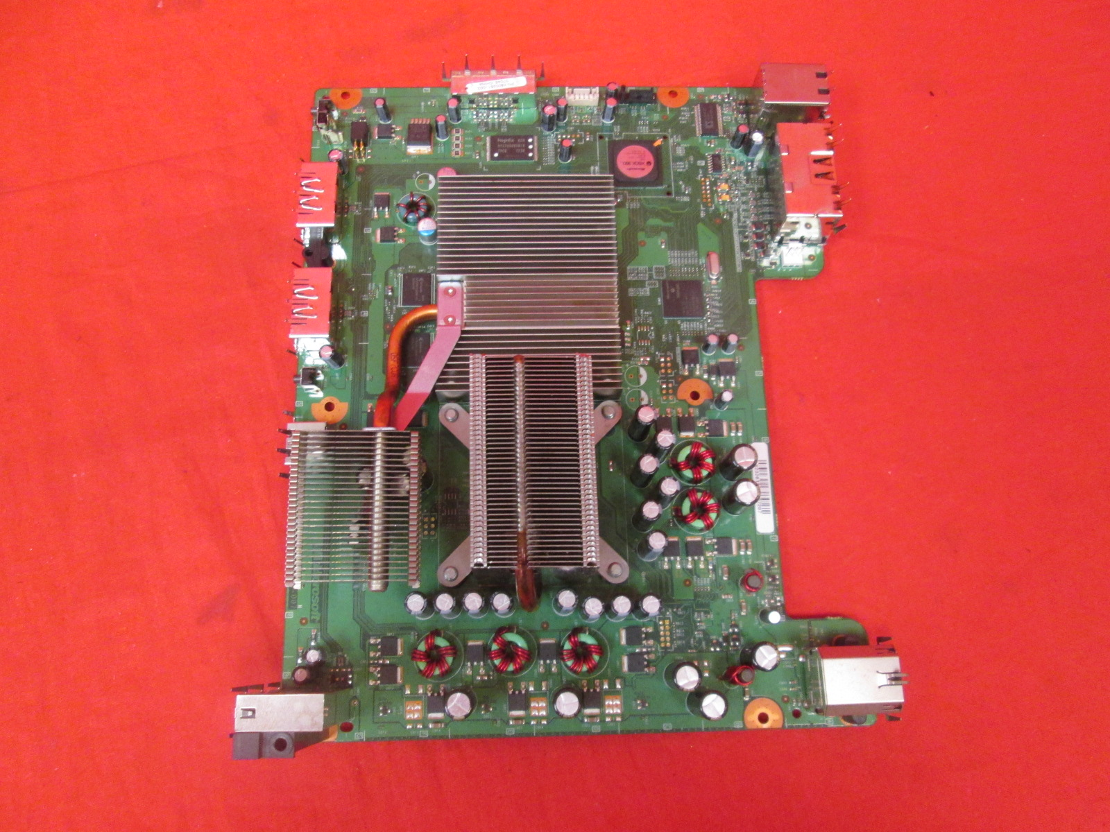 Broken Microsoft OEM Replacement Xbox 360 Motherboard X800351-002