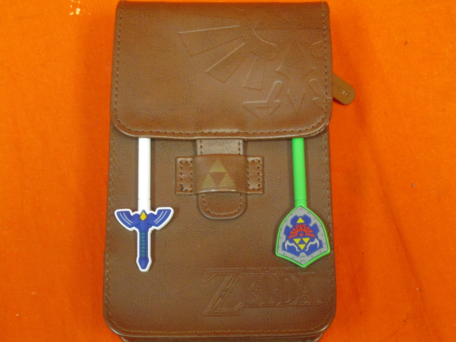 The Legend Of Zelda Adventurer's Pouch For 3DS
