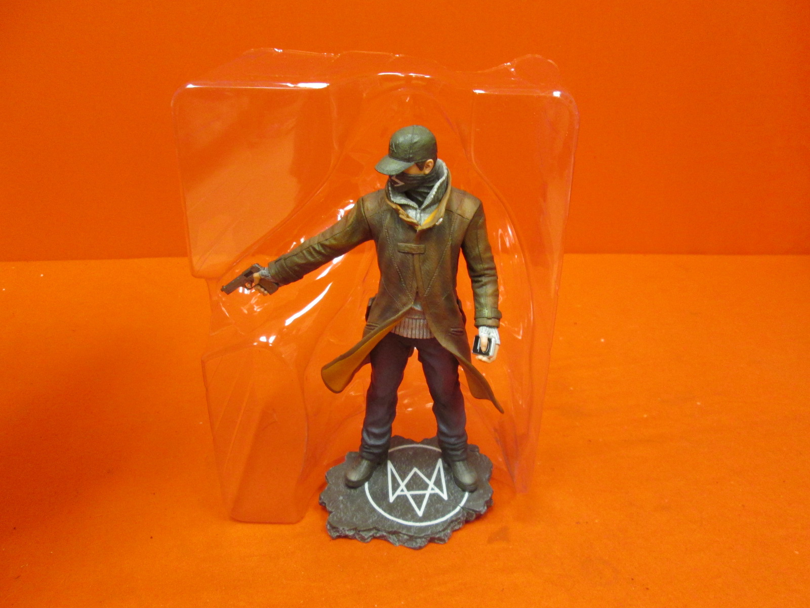Watch Dogs: Limited Edition For Xbox One Figurine Only.