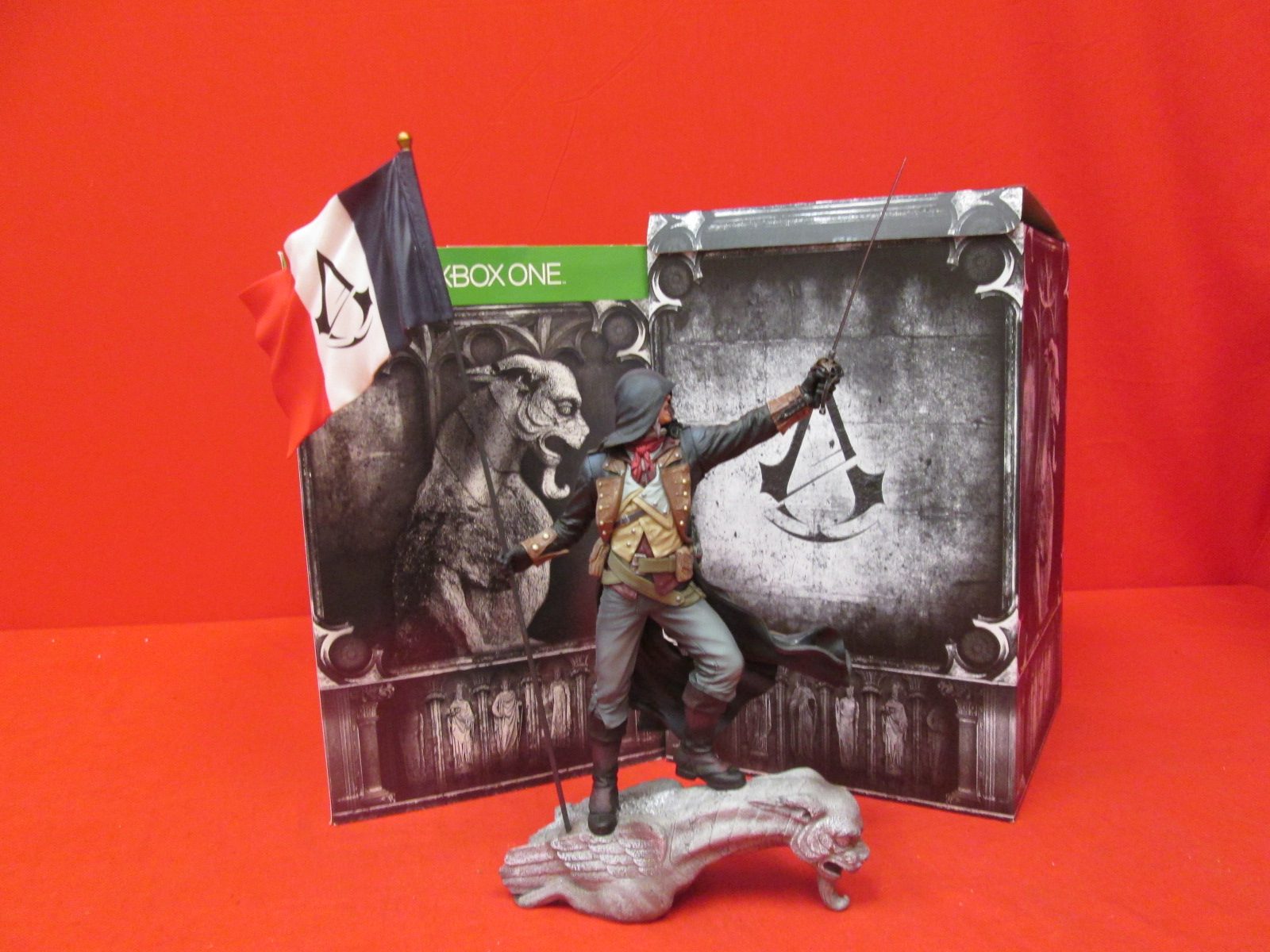 Assassin's Creed Unity Edition Xbox One Figurine Only.