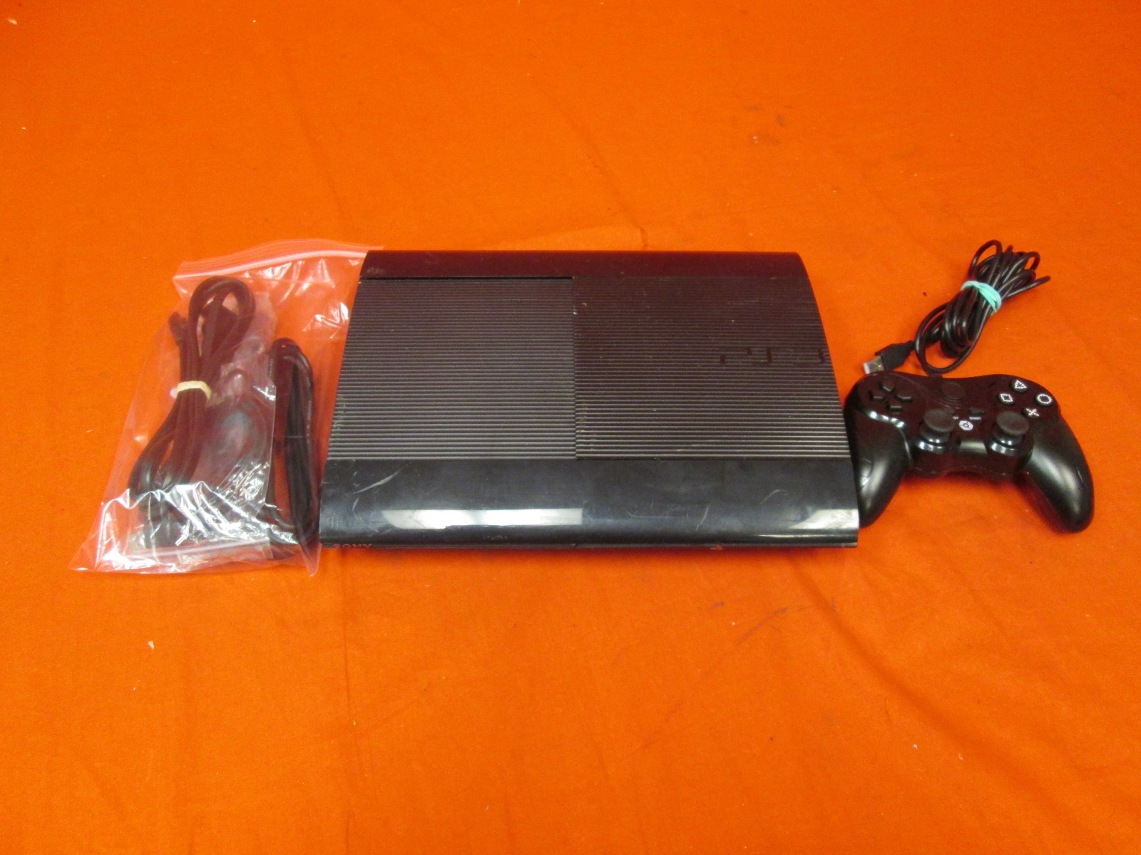 500 GB System For PlayStation 3