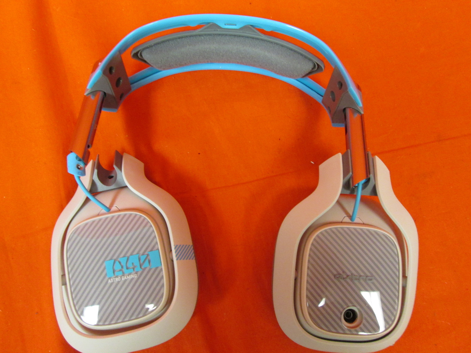 Astro Gaming A40 Headset Mixamp M80 Light Grey/blue