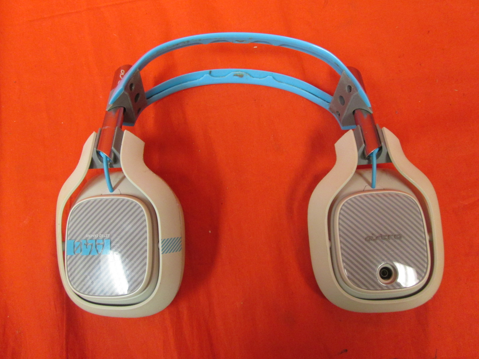 Astro Gaming A40 Headset Mixamp M80 Light Grey/blue For Xbox One