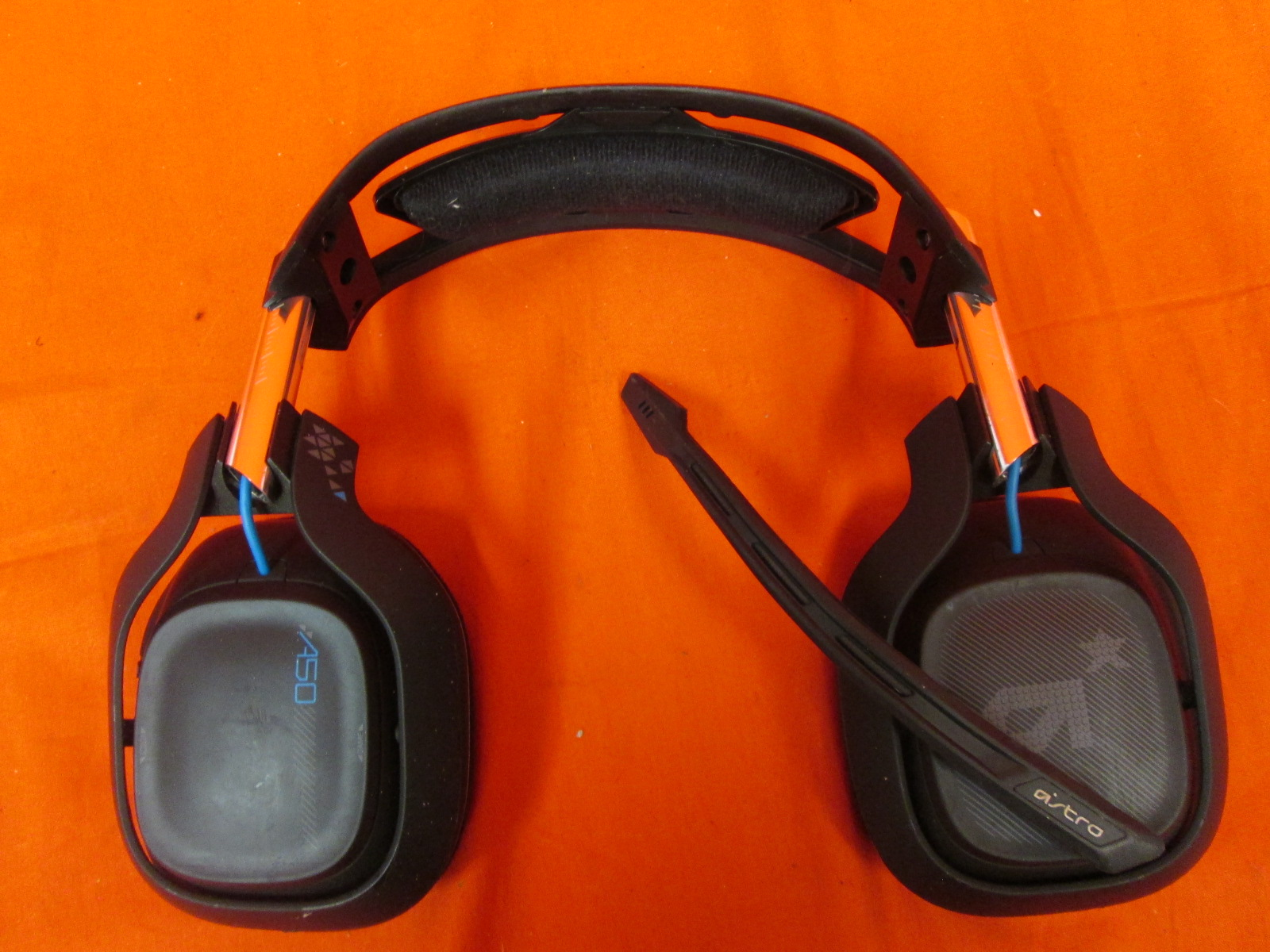 Broken Astro Gaming A50 PS4 Black