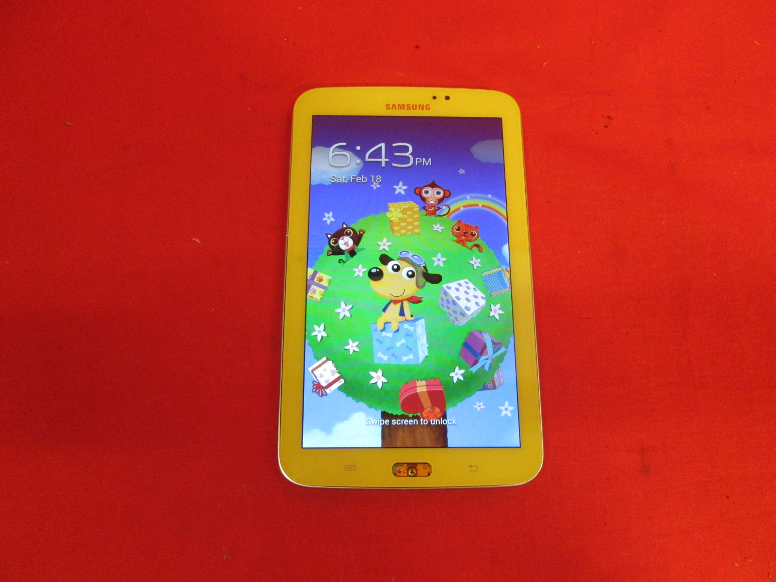 samsung galaxy 4 tablet 7 inch manual