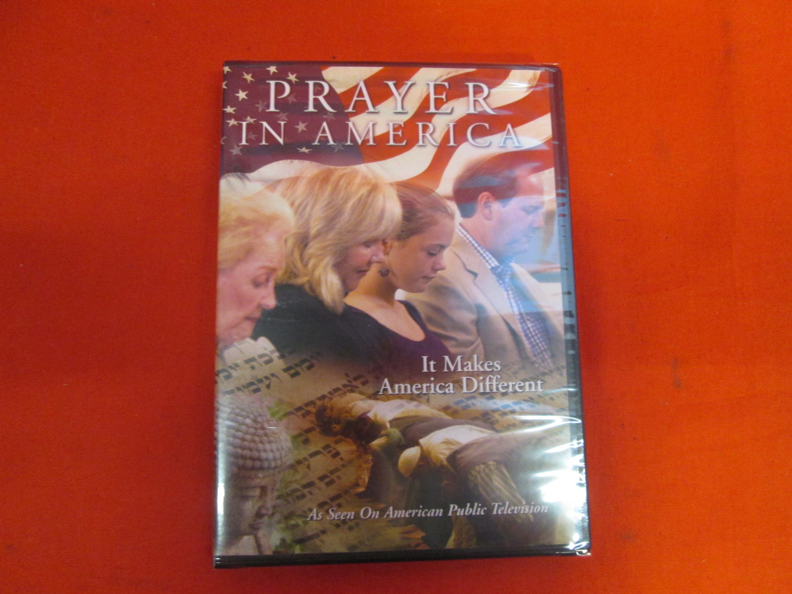 Prayer In America On DVD