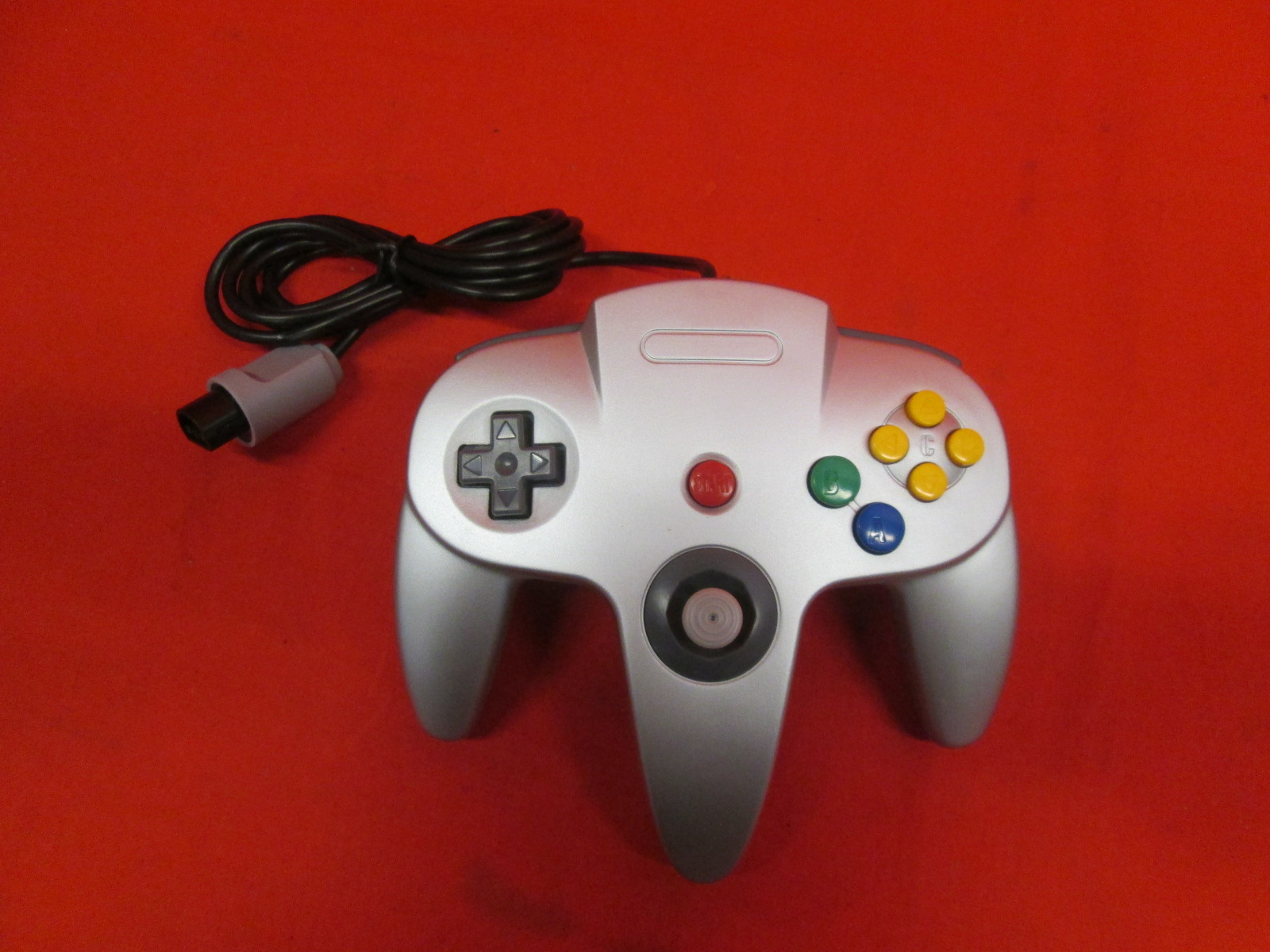 Classic Wired Controller Joystick For Nintendo 64 N64 Game System