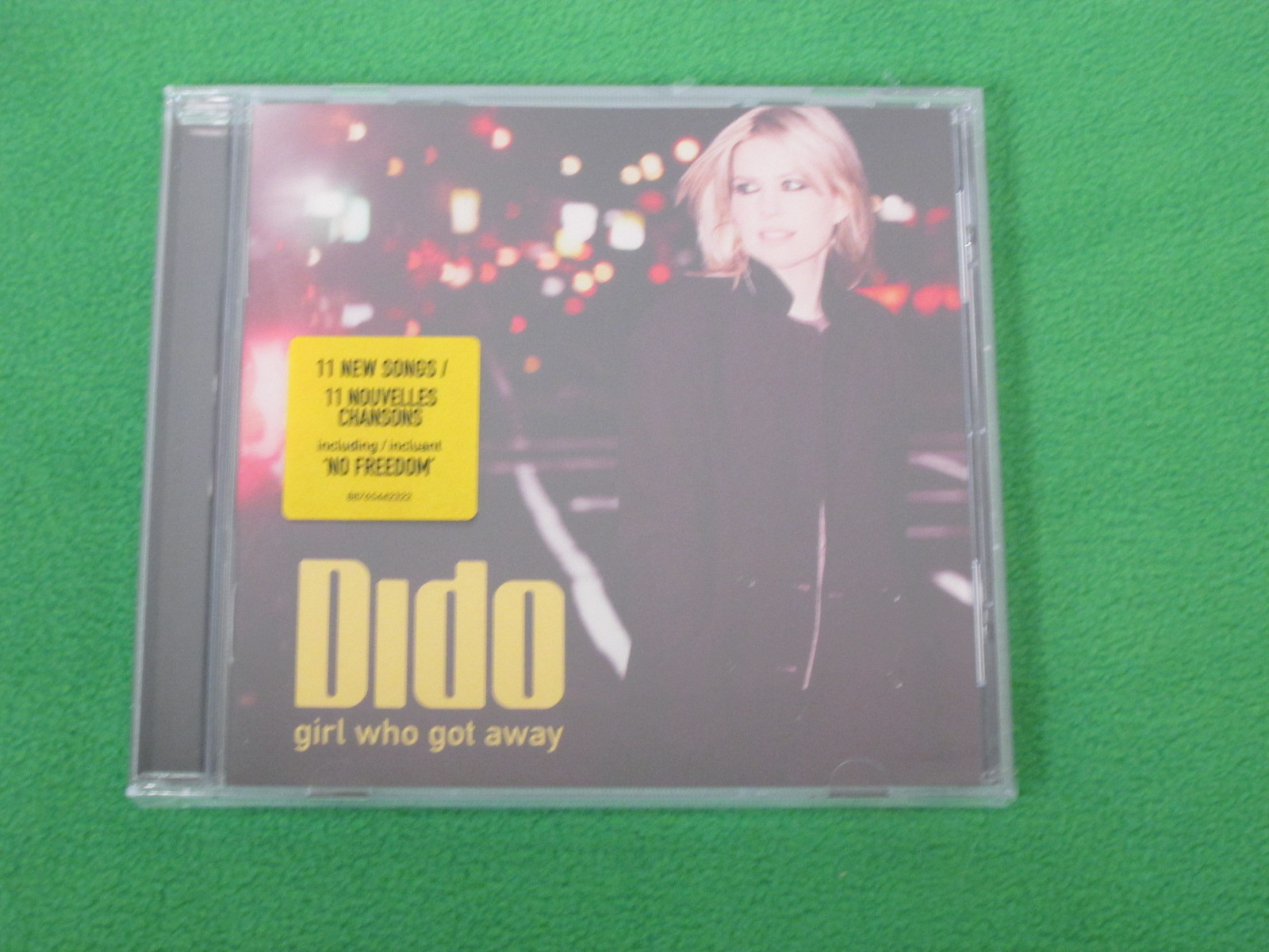Girl Who Got Away By Dido On Audio CD