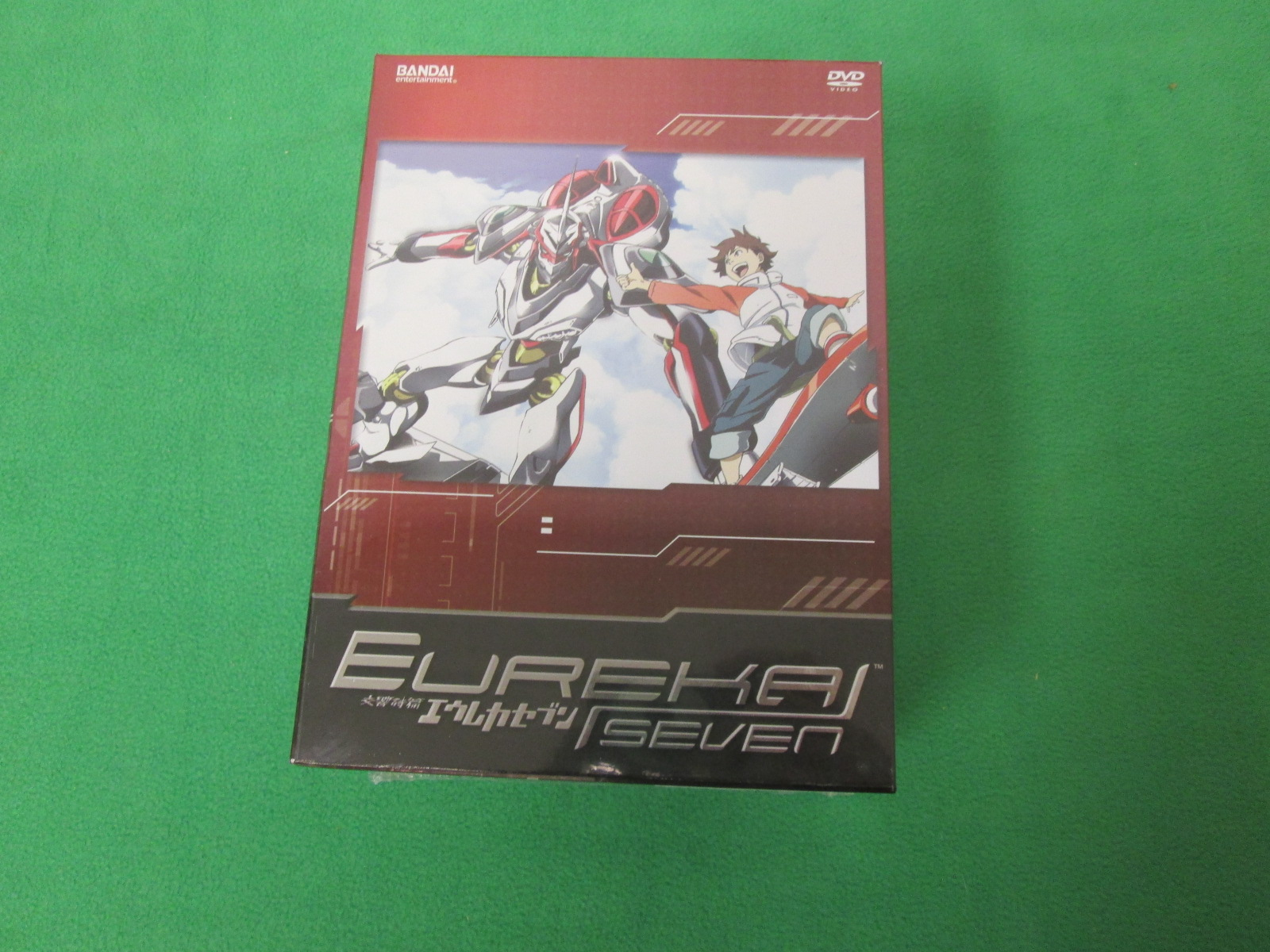 Eureka Seven Volume 9 Special Edition On DVD With Koji Yakusho