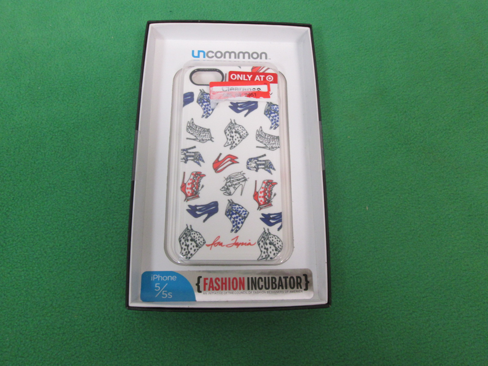 Uncommon Llc Fashion Incubator iPhone 5 5S SE Phone Case