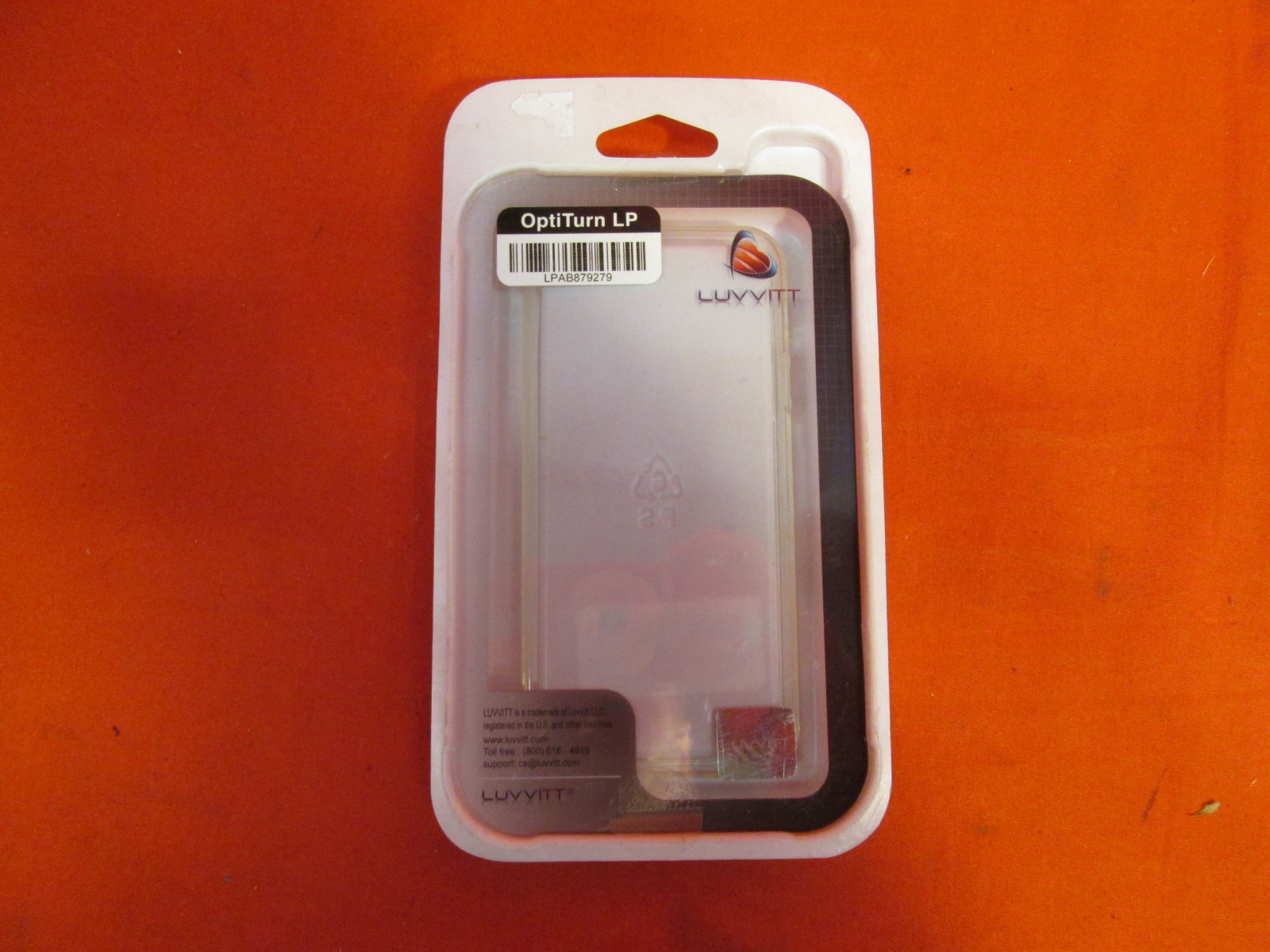 Clearview Case For iPhone 5 5S SE Clear