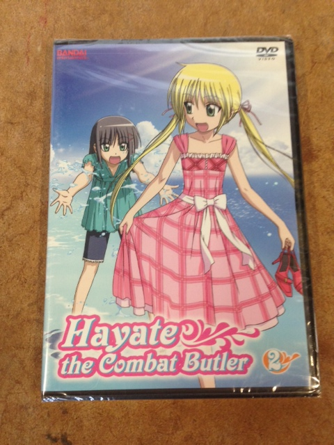 Hayate: The Combat Butler Part 2 On DVD