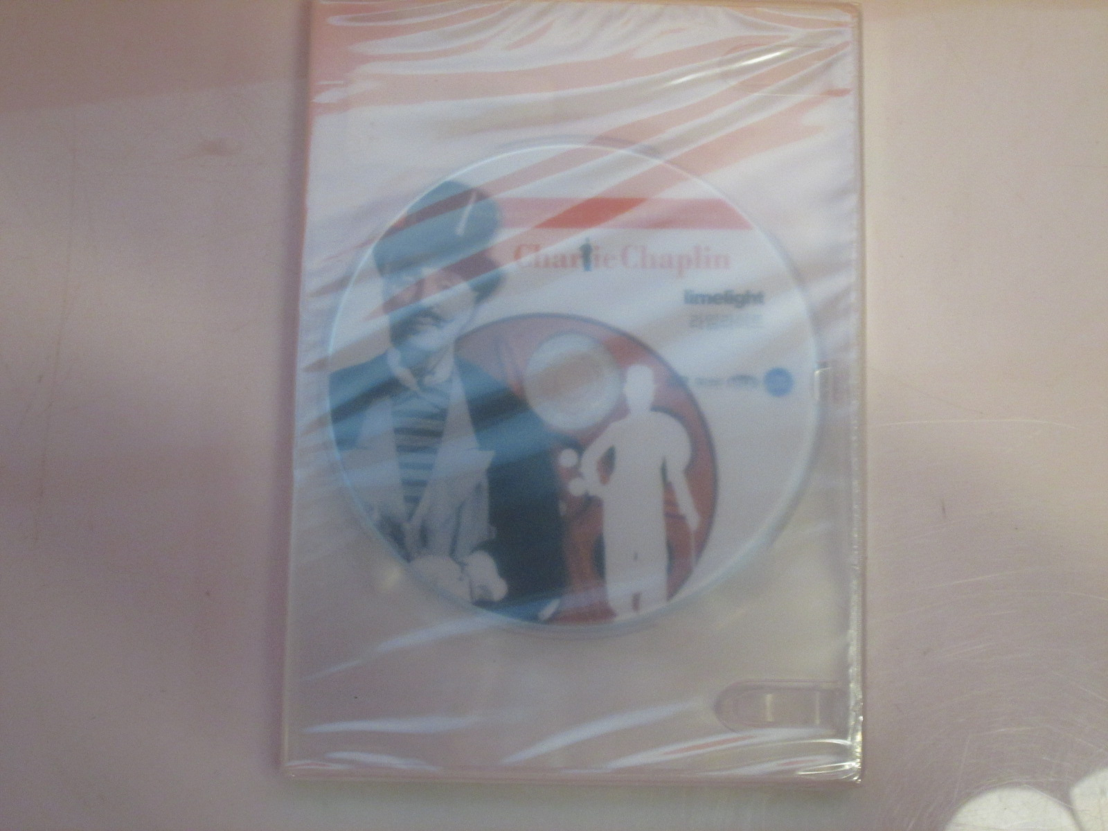 Limelight On DVD With Charles Chaplin