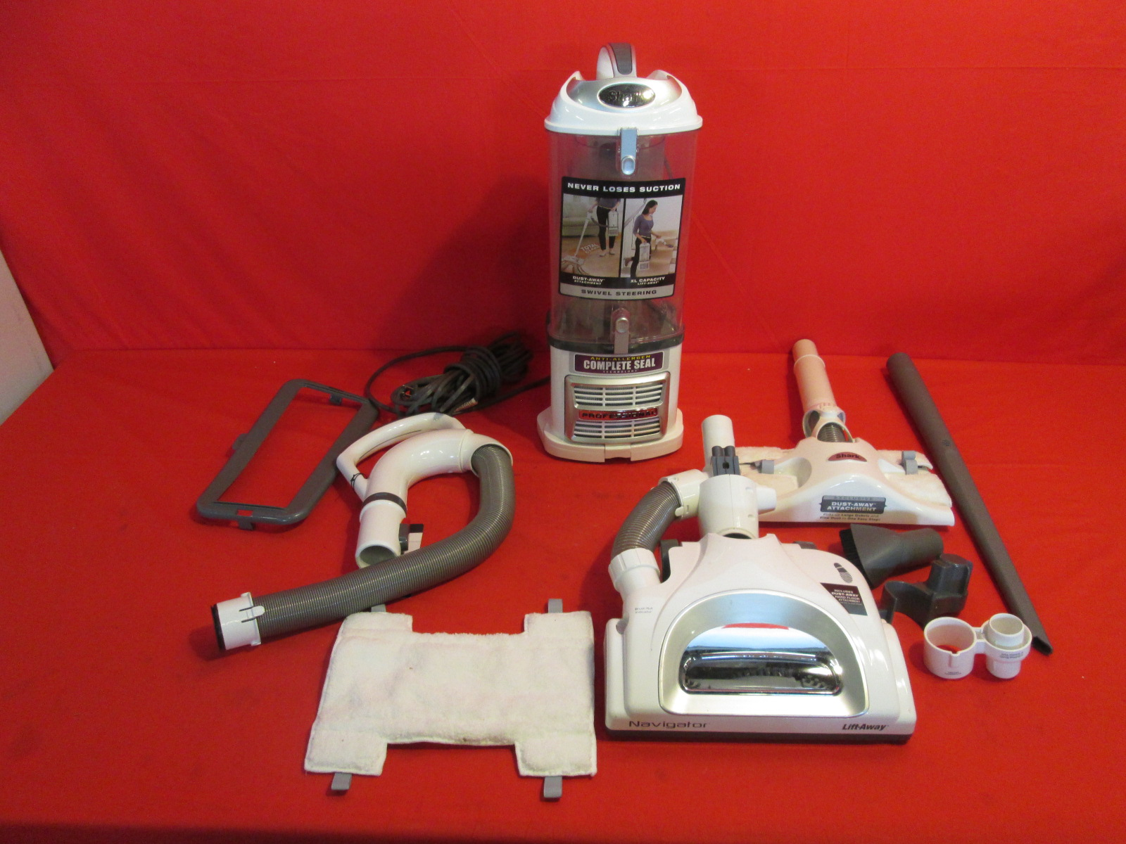 Shark Vacuum Parts