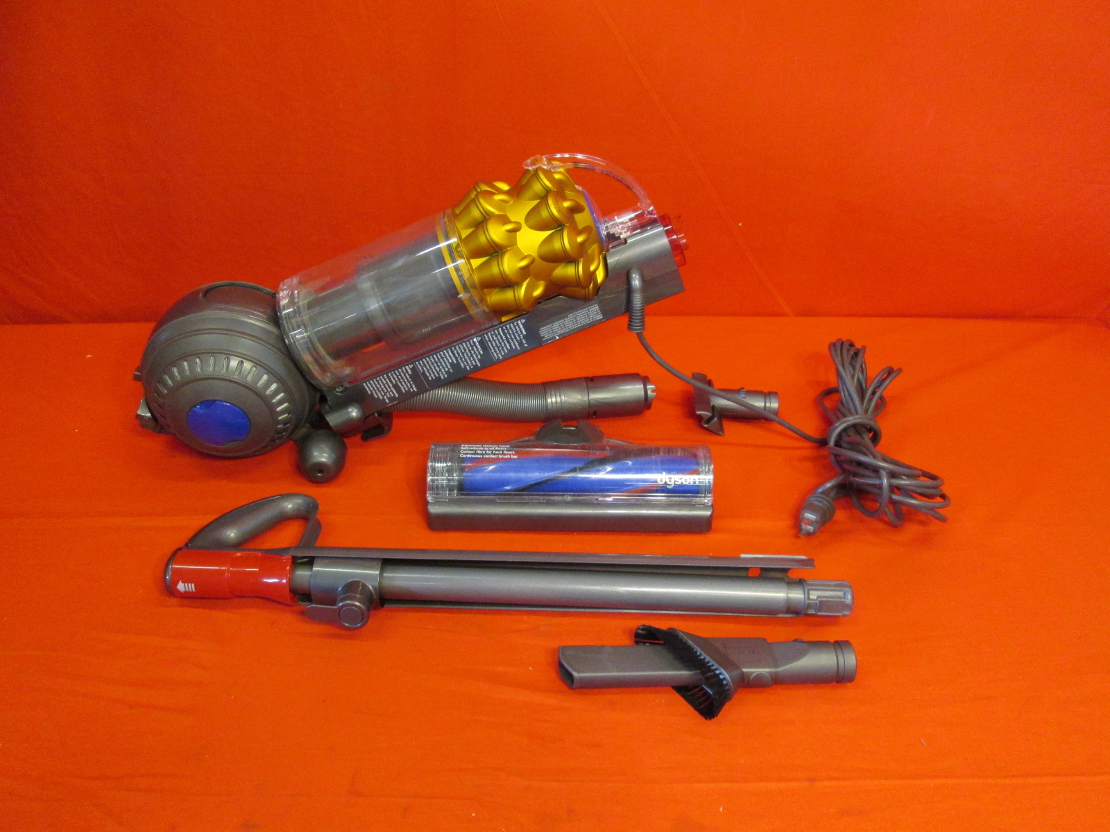 Replacement Parts For Dyson Ball Multi Floor Upright Vacuum