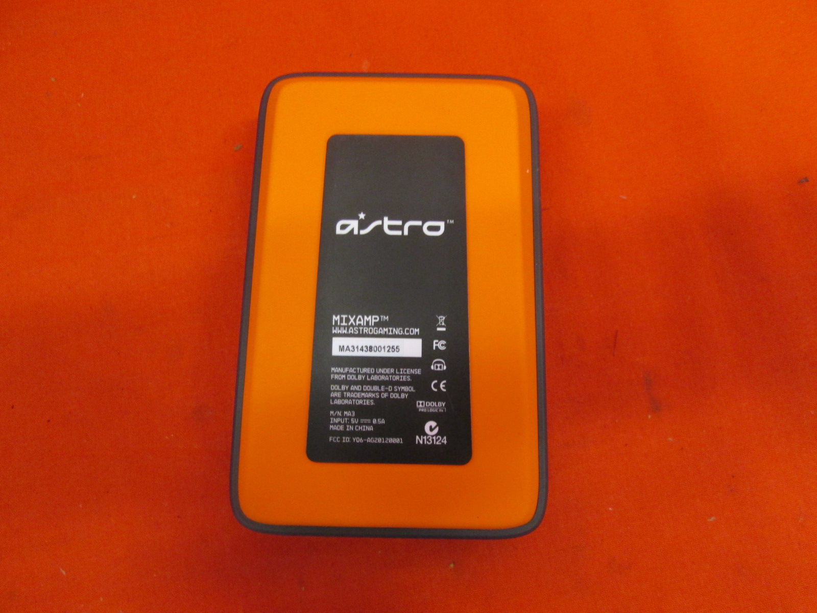 how to open astro mixamp