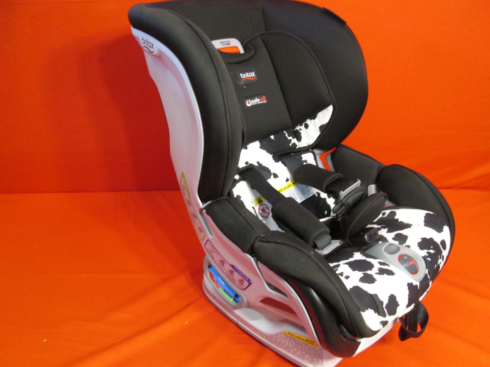 Convertible Car Seat: Britax USA Marathon ClickTight Convertible Car Seat