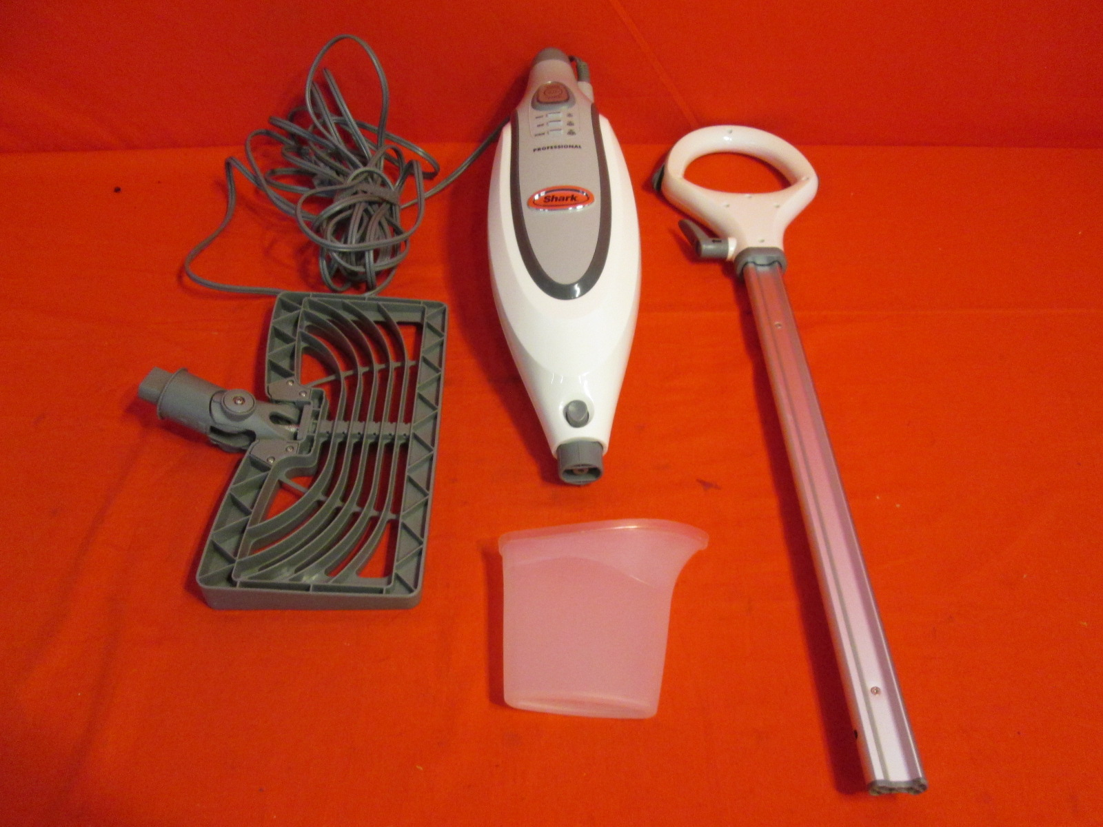Shark Professional Steam Pocket Mop S3601d No Mop Pads