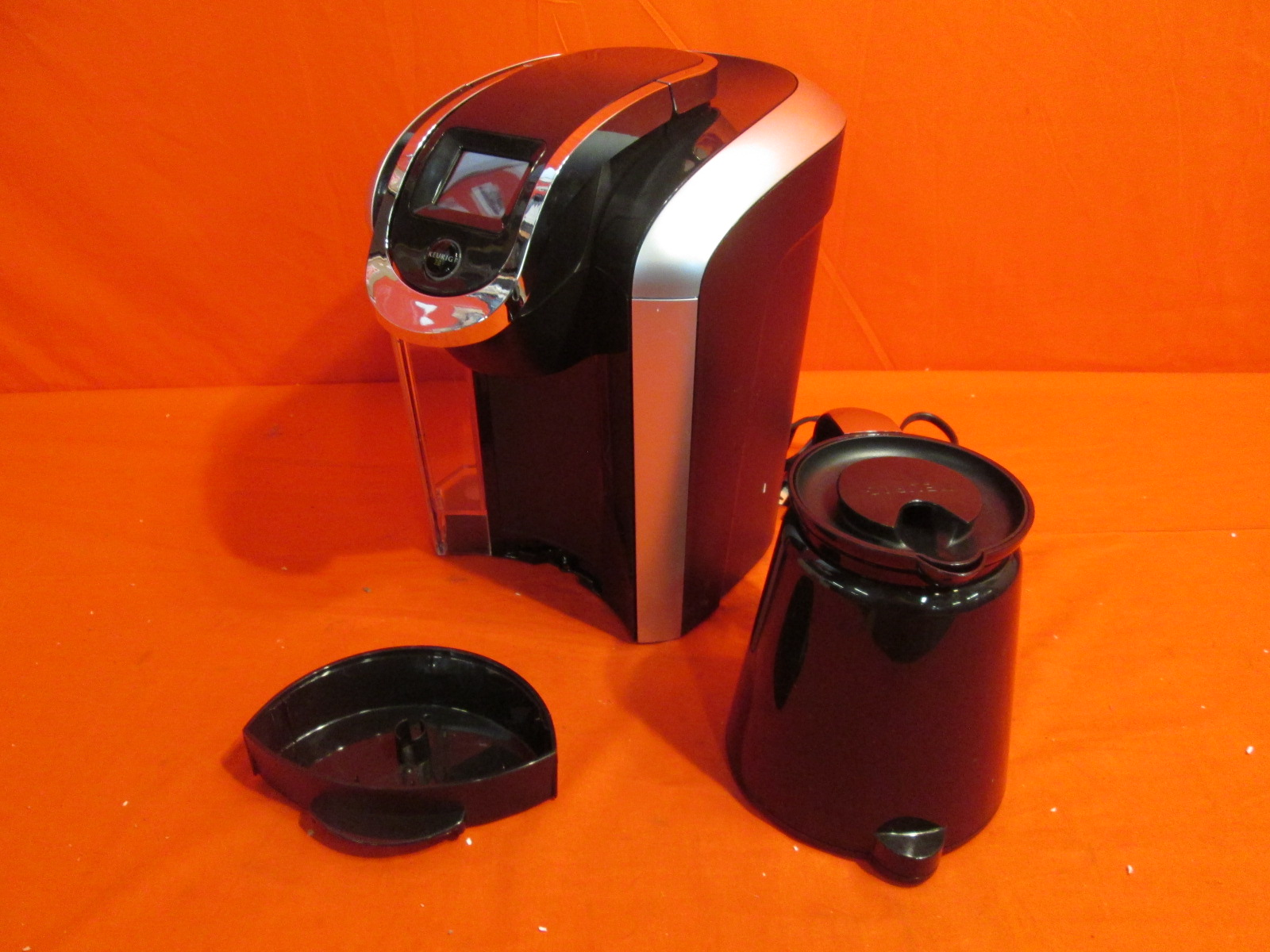 keurig 2.0 parts manual