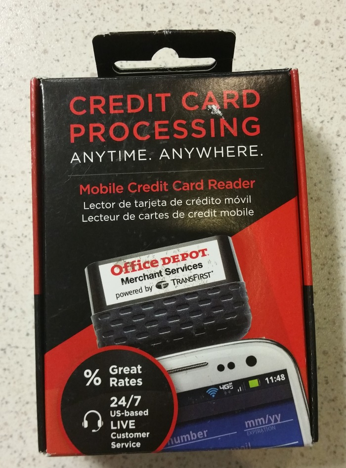 Office Depot Merchant Services Powered By Transfirst Mobile Credit