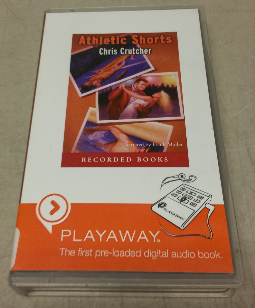 Athletic Shorts On Playaway Audiobook By Chris Crutcher On Audiobook