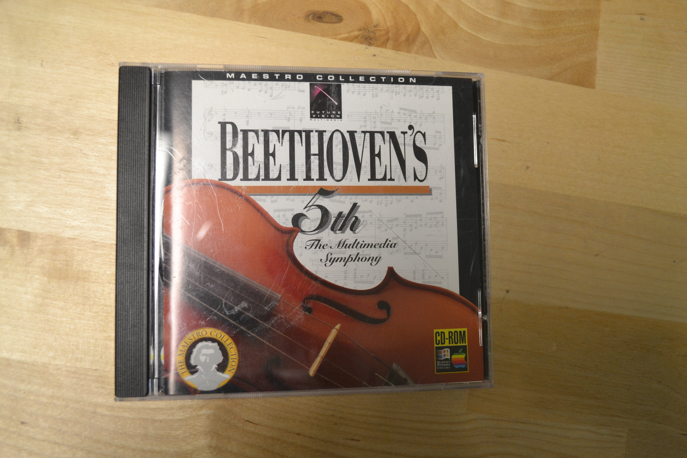 Beethoven's 5th A Music Lovers Multimedia Guide Software