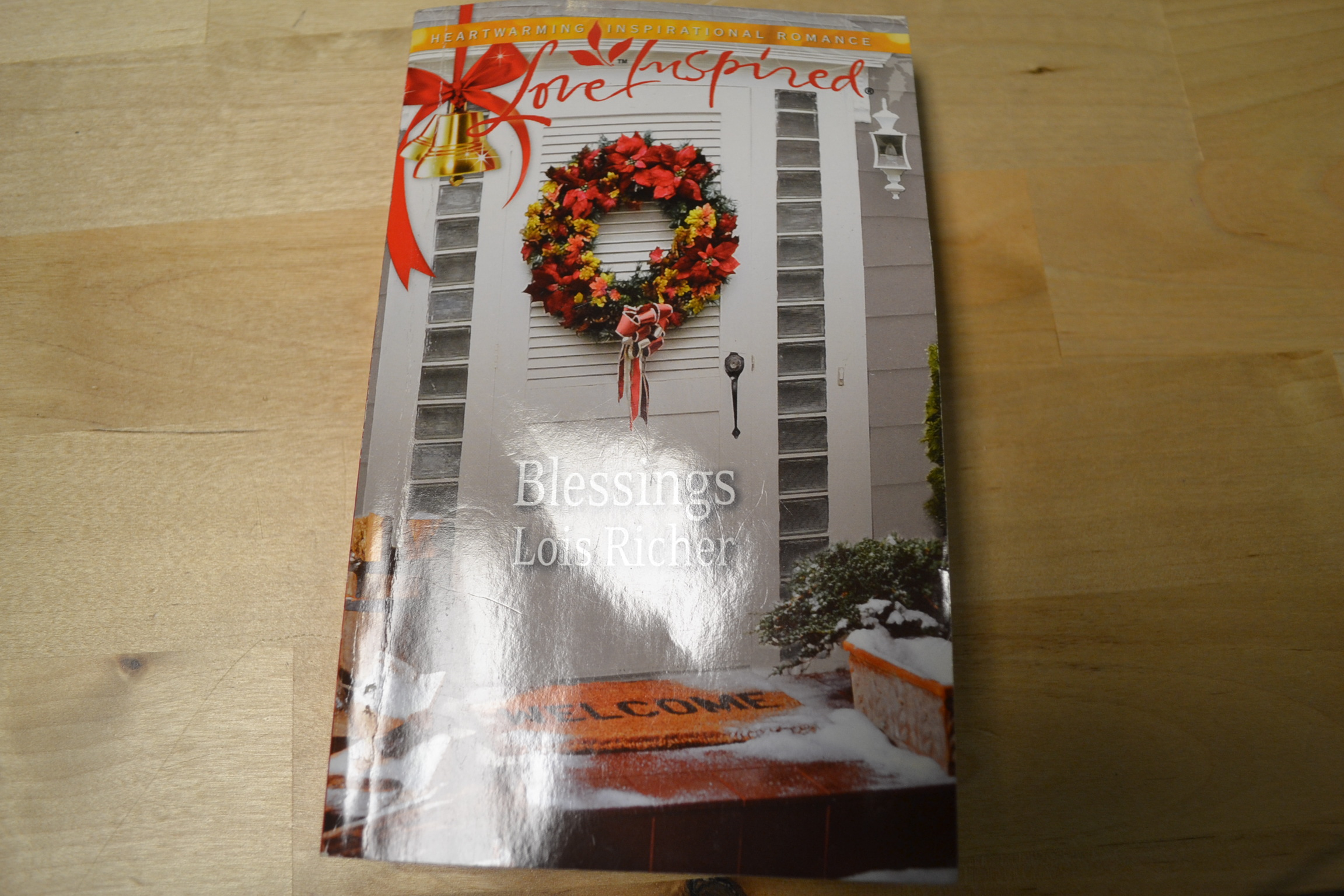 Blessings By Richer Lois Book Paperback